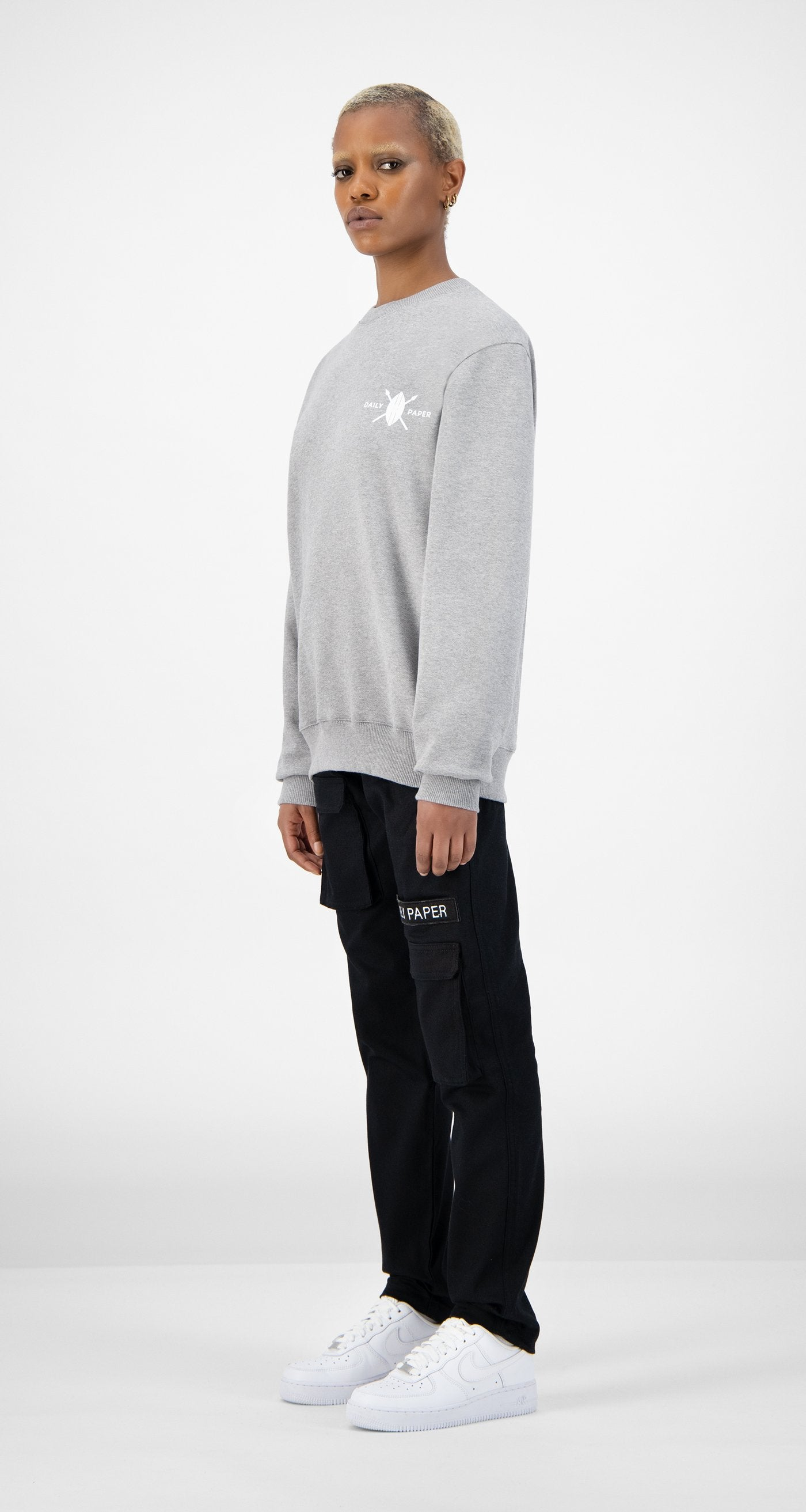 Daily Paper - Grey NYC Store Sweater - Women