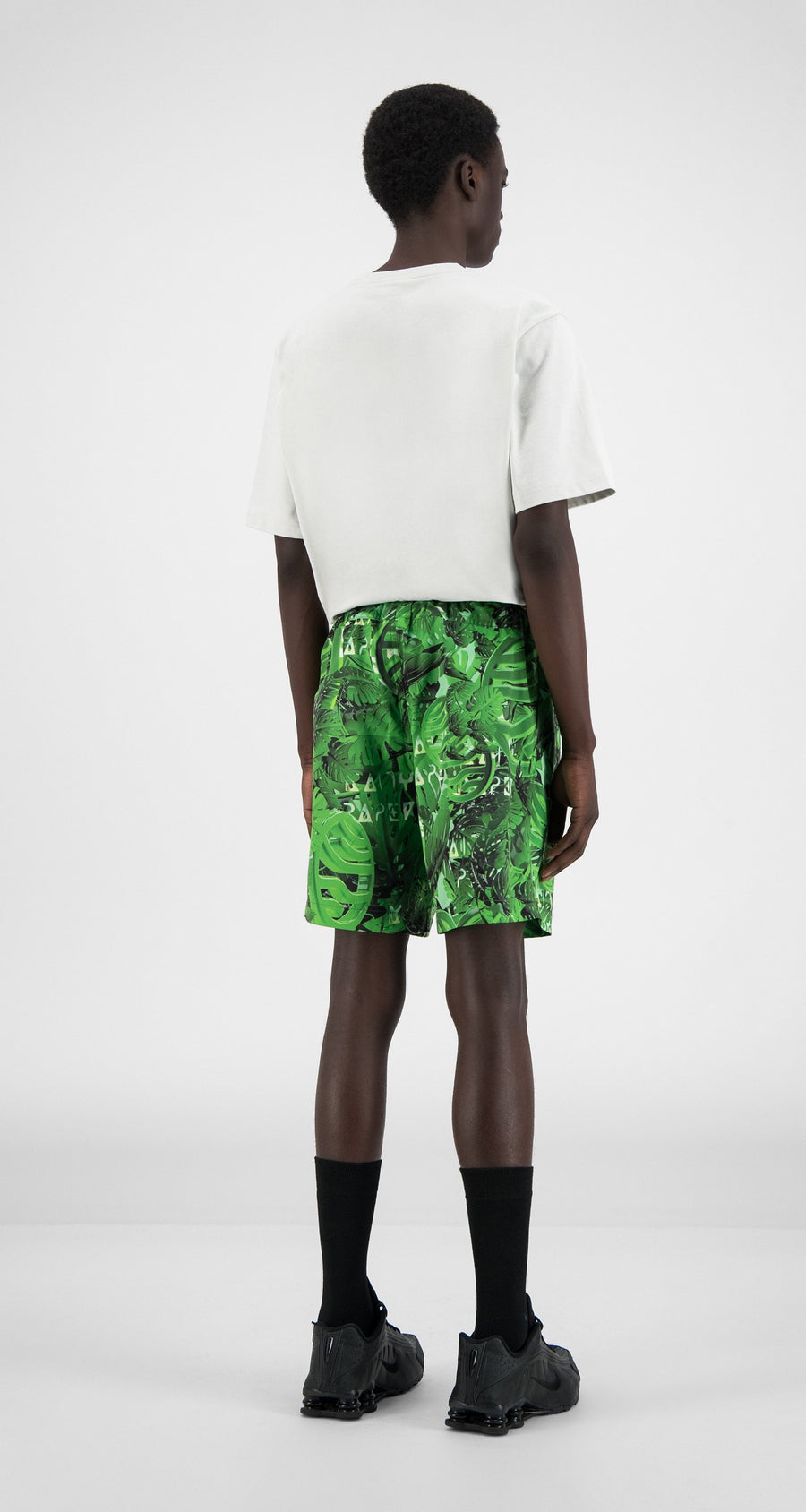 Daily Paper - Jungle Hali Swim Shorts - Men Rear