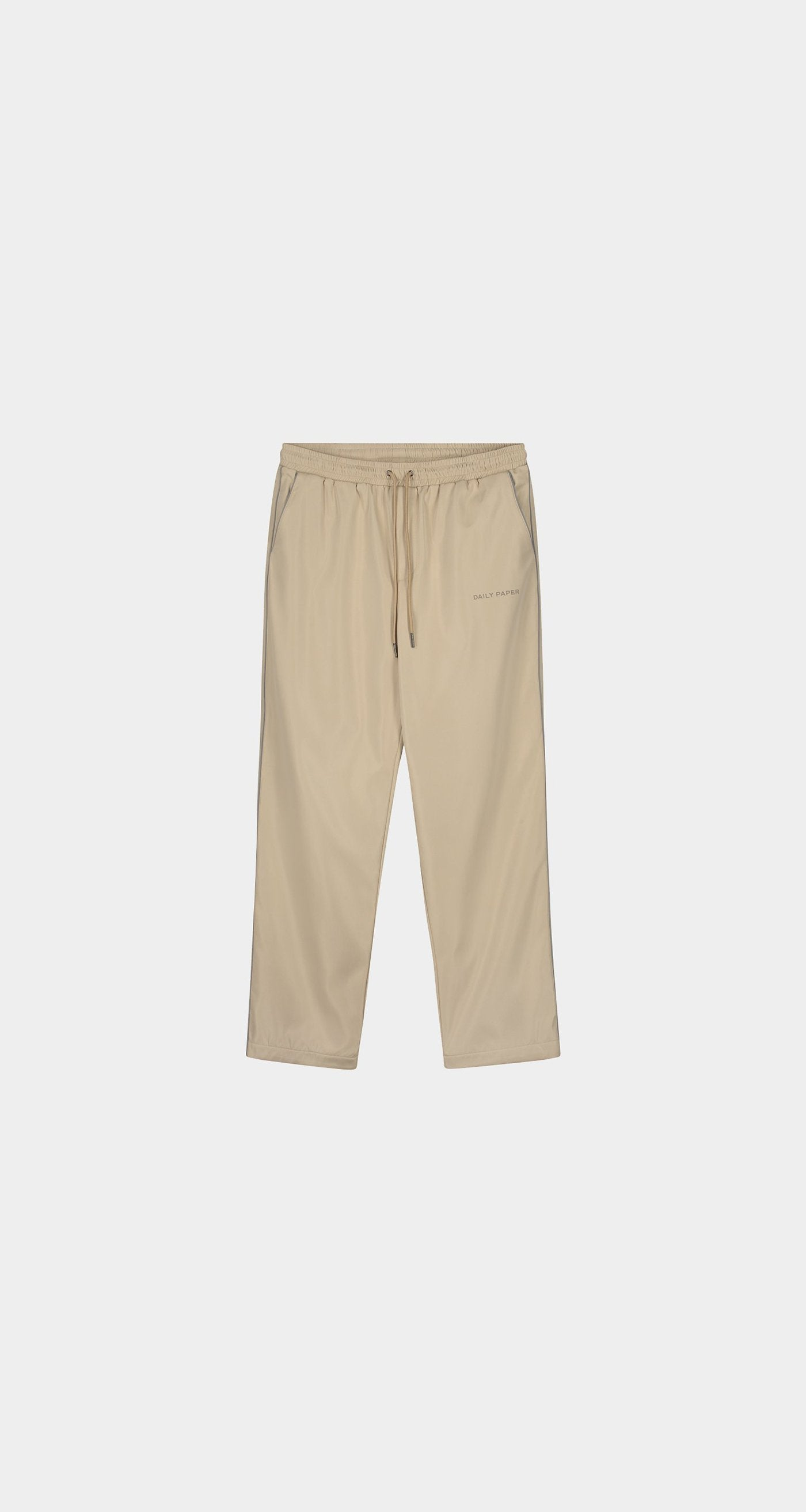 Daily Paper - Beige Etrack Pants - Men Front