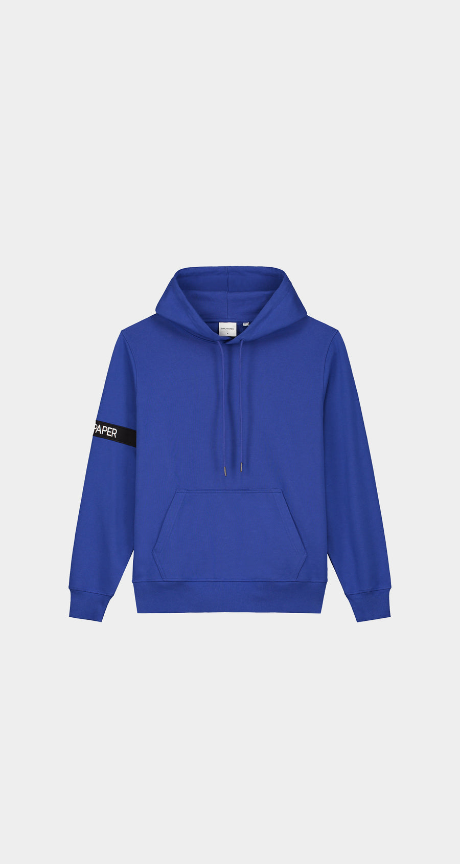 Daily Paper - Mazarine Blue Captain Hoody - Women Front