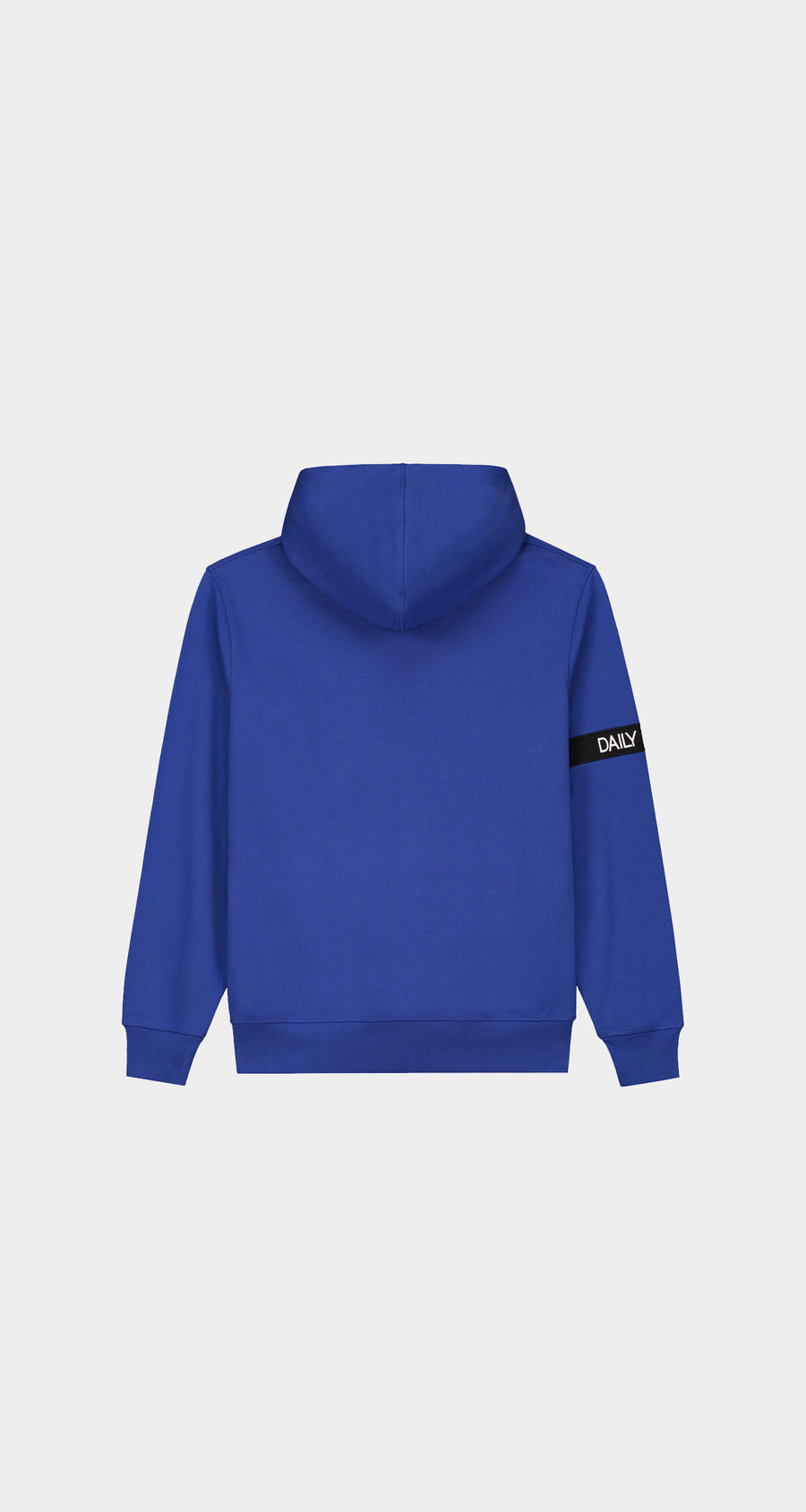 Daily Paper - Mazarine Blue Captain Hoody - Men Rear