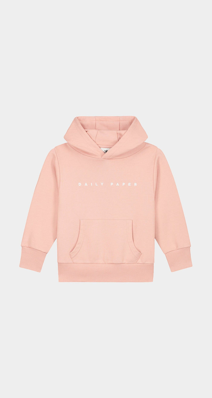 Daily Paper - Misty Rose Kids Alias Hoody Front