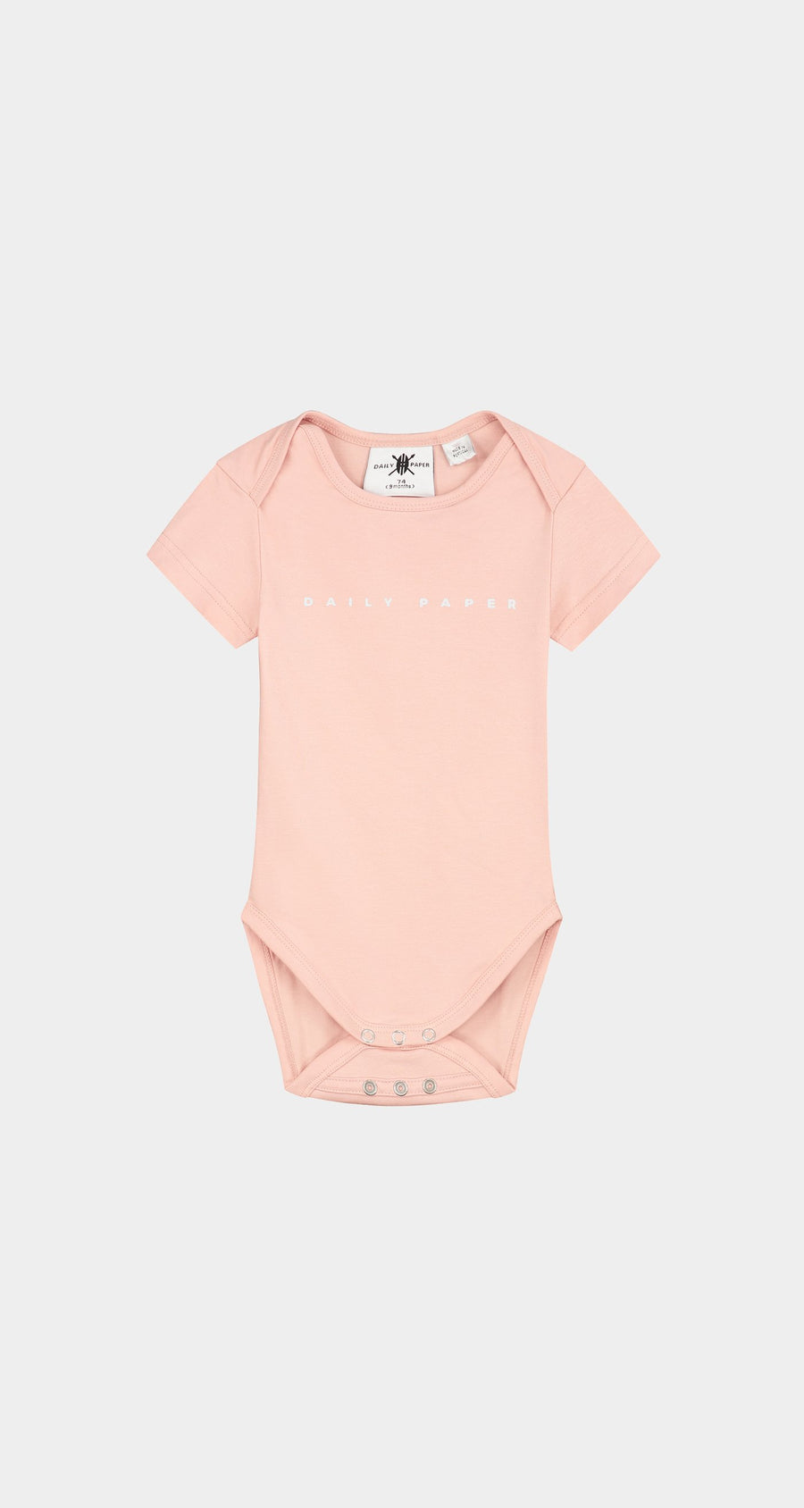 Daily Paper - Misty Rose Kids Alias Romper - Front