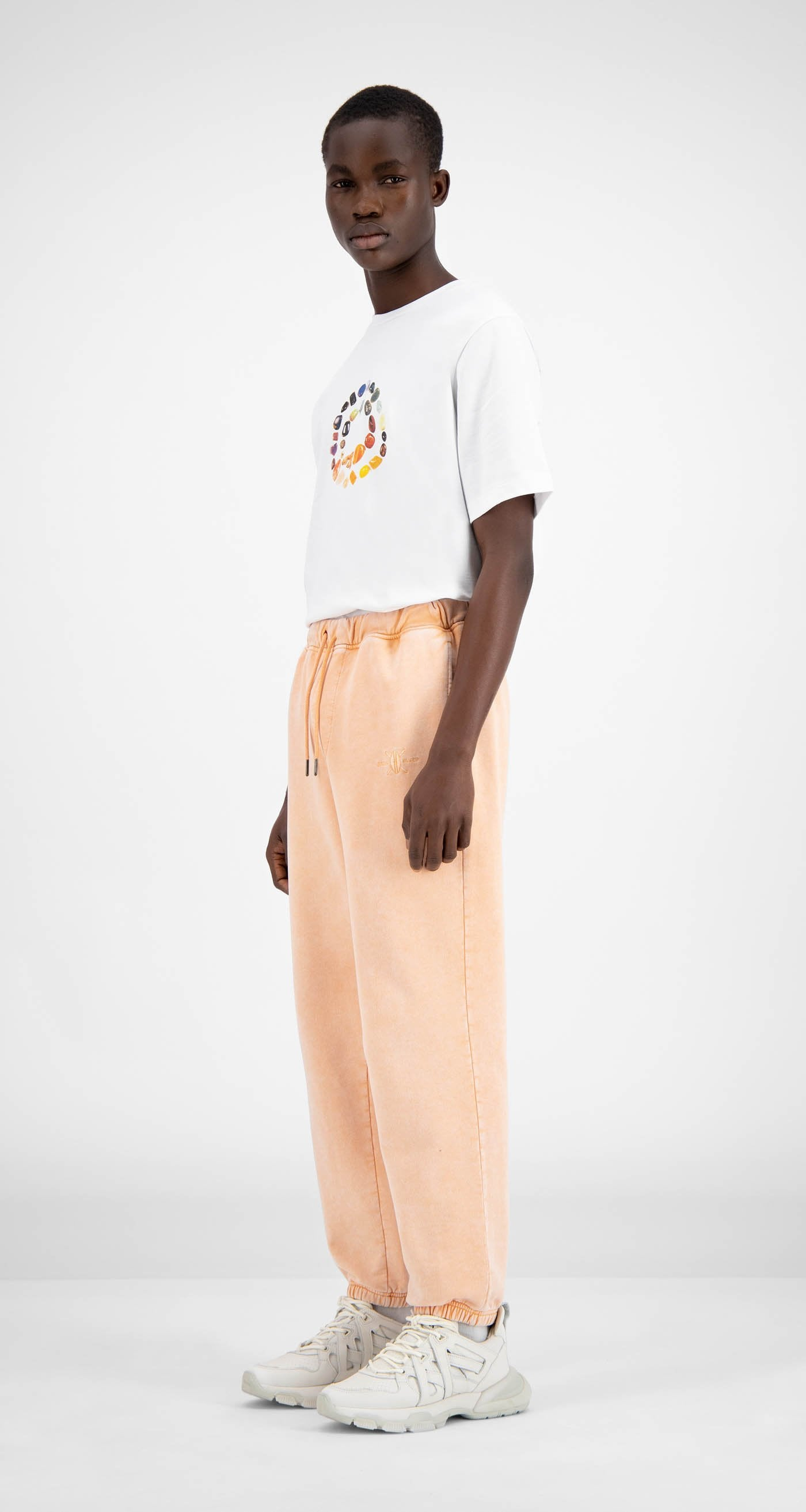 Daily Paper - Washed Peach Hacid Pants - Men