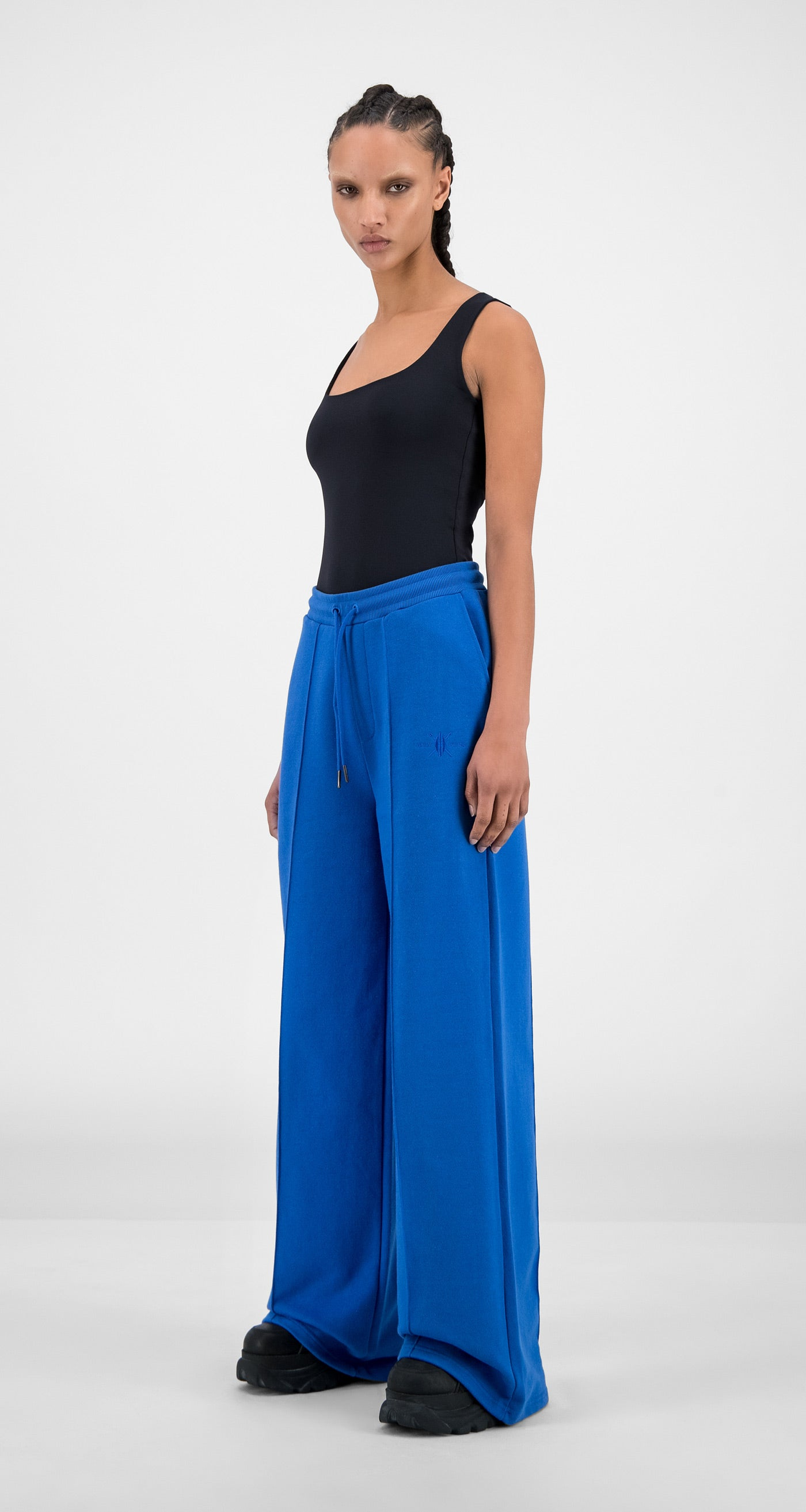 Daily Paper - Olympian Blue Hifa Pants - Women