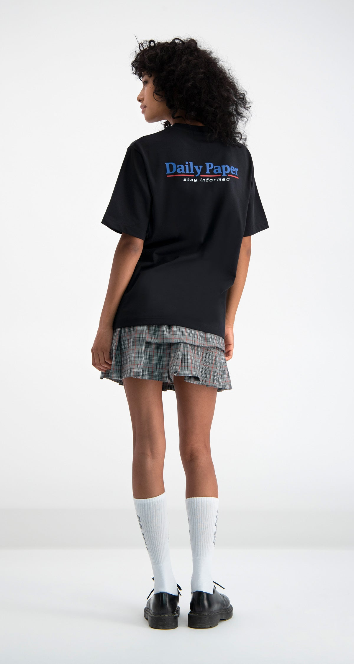 Daily Paper - Black Donnie T-shirt