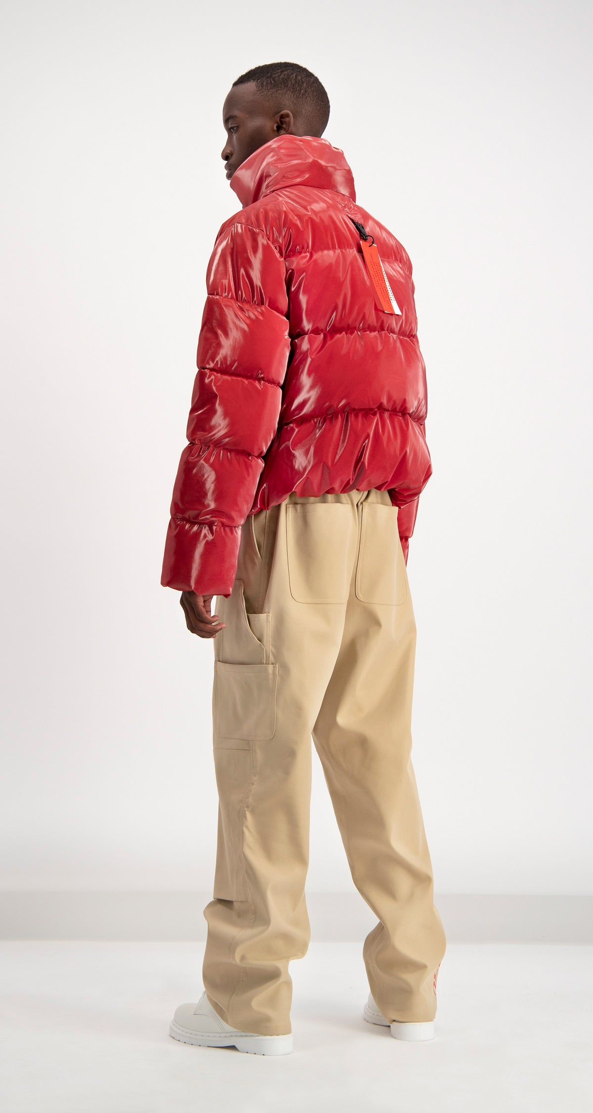 Red Duffer Jacket