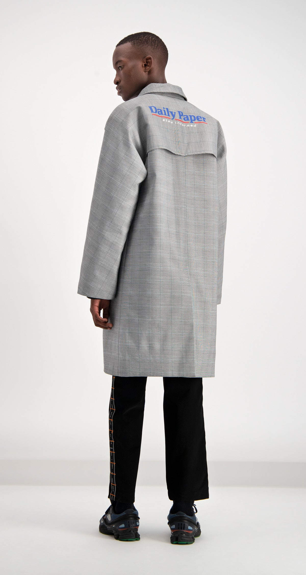 Grey Dain Coat