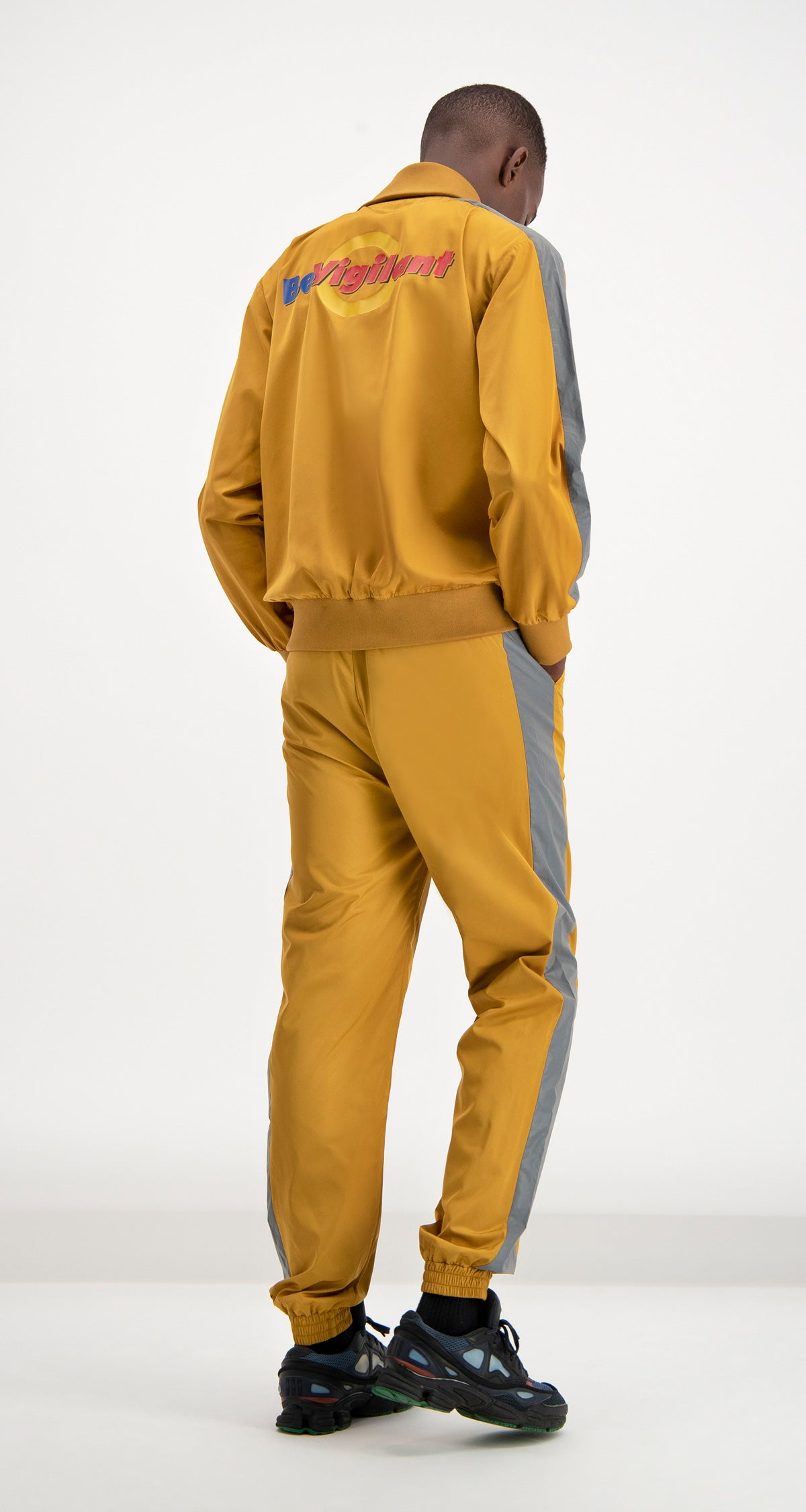 Yellow Deed Jacket