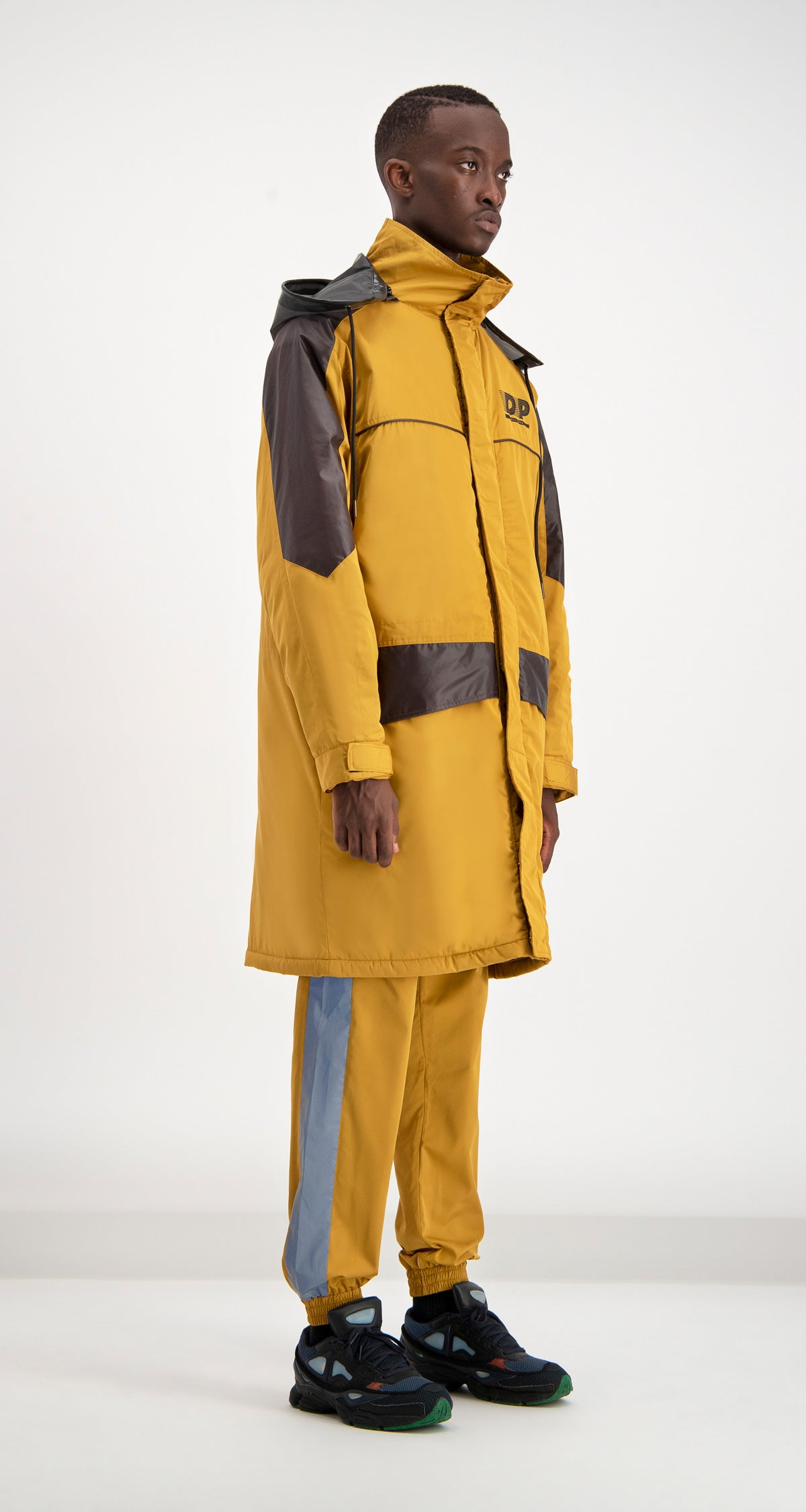 Daily Paper - Yellow Dipost Jacket Men