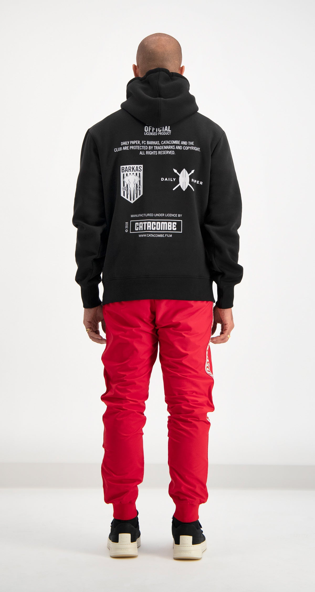 Daily Paper x Catacombe Hoody