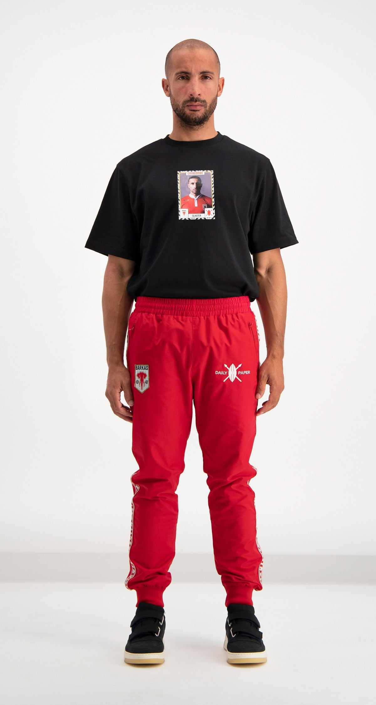 Daily Paper x Catacombe Trackpants