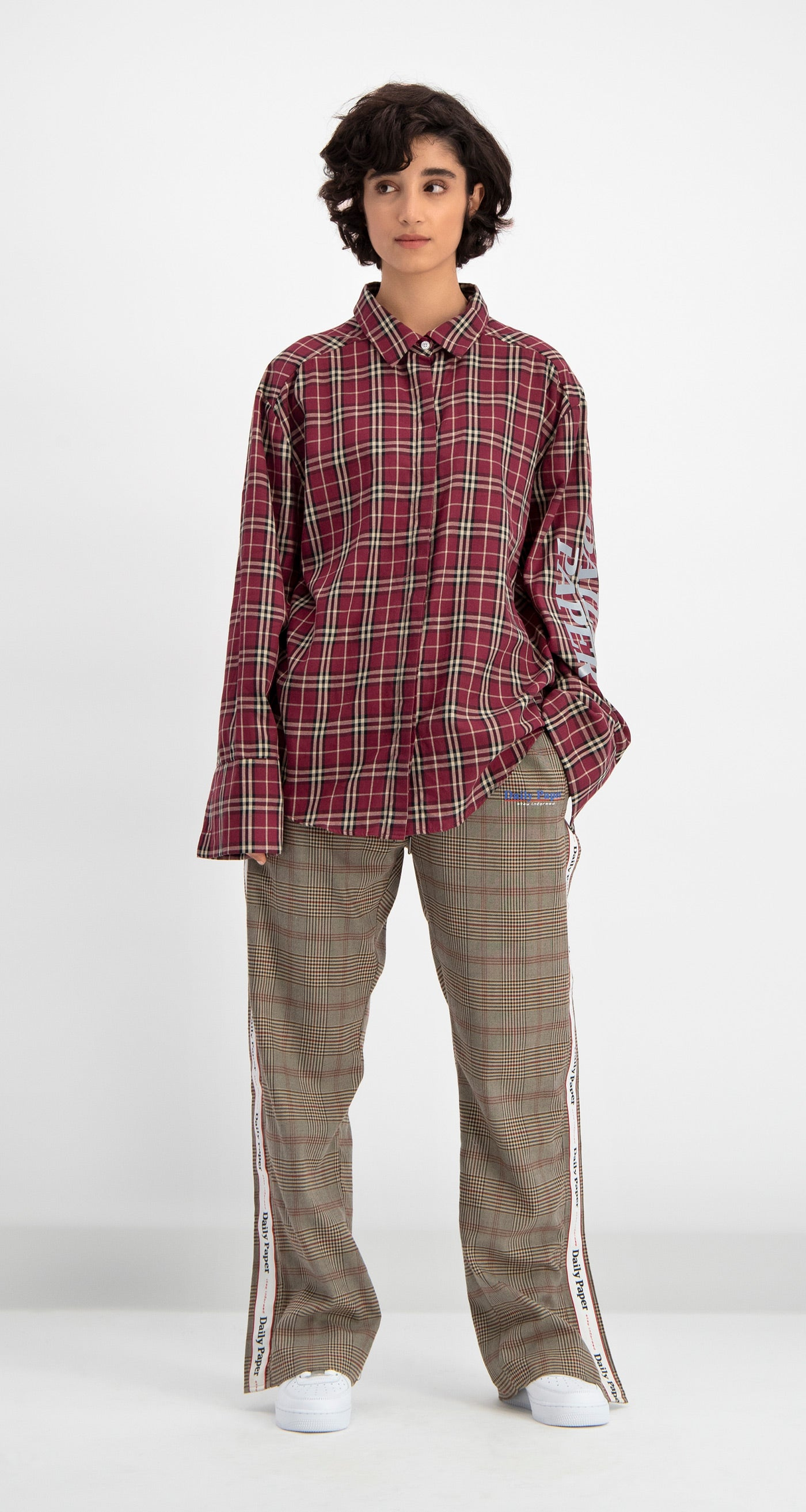 Red Dalca Shirt
