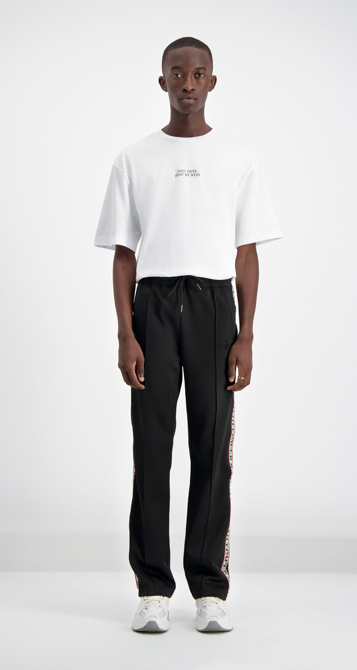 Daily Paper - Black Liba Track Pants