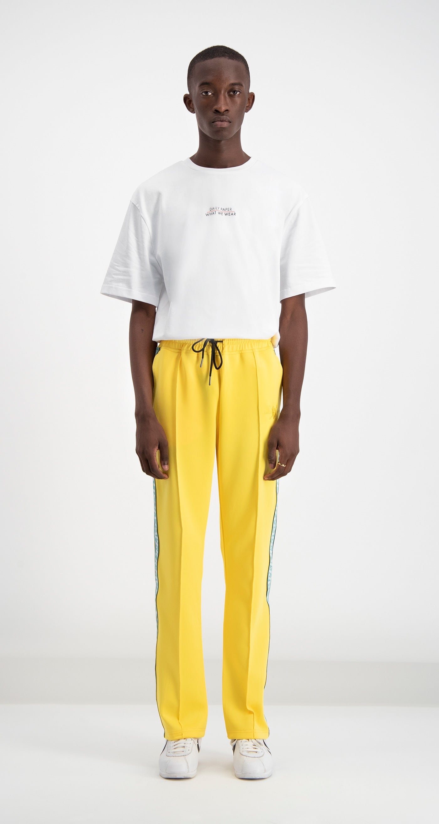 Daily Paper - Yellow Liba Track Pants Men