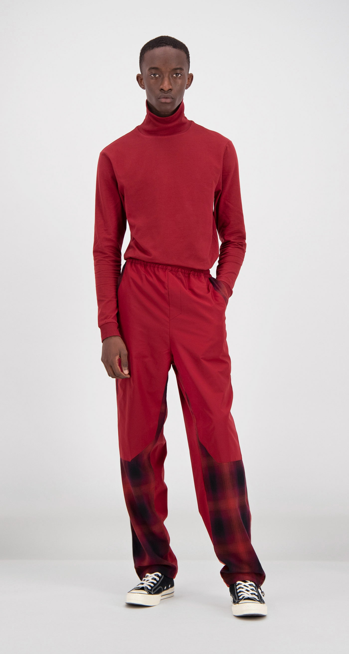 Daily Paper - Red Falcon Pants Men