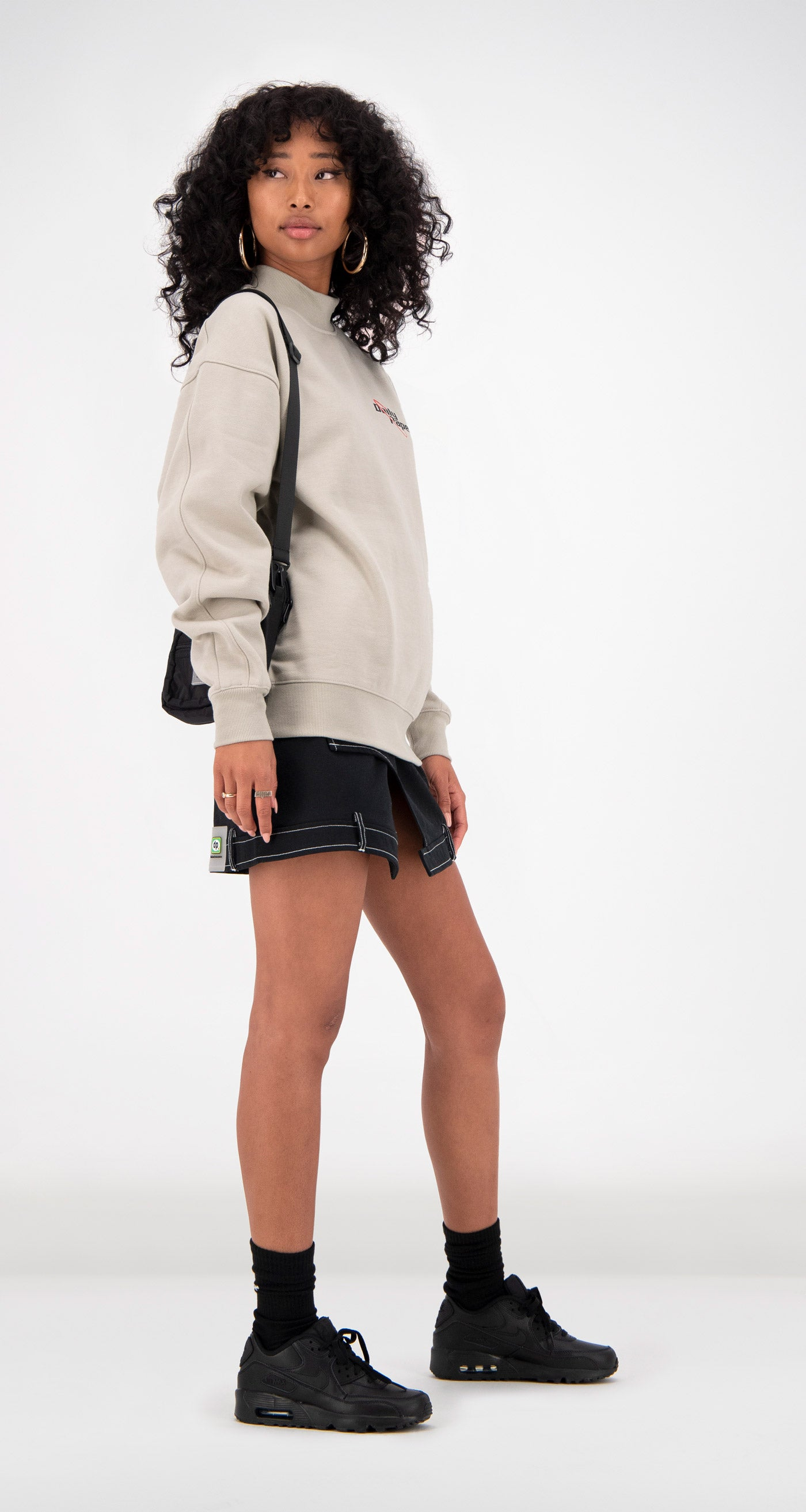Daily Paper - Sand Fargo Sweater Women