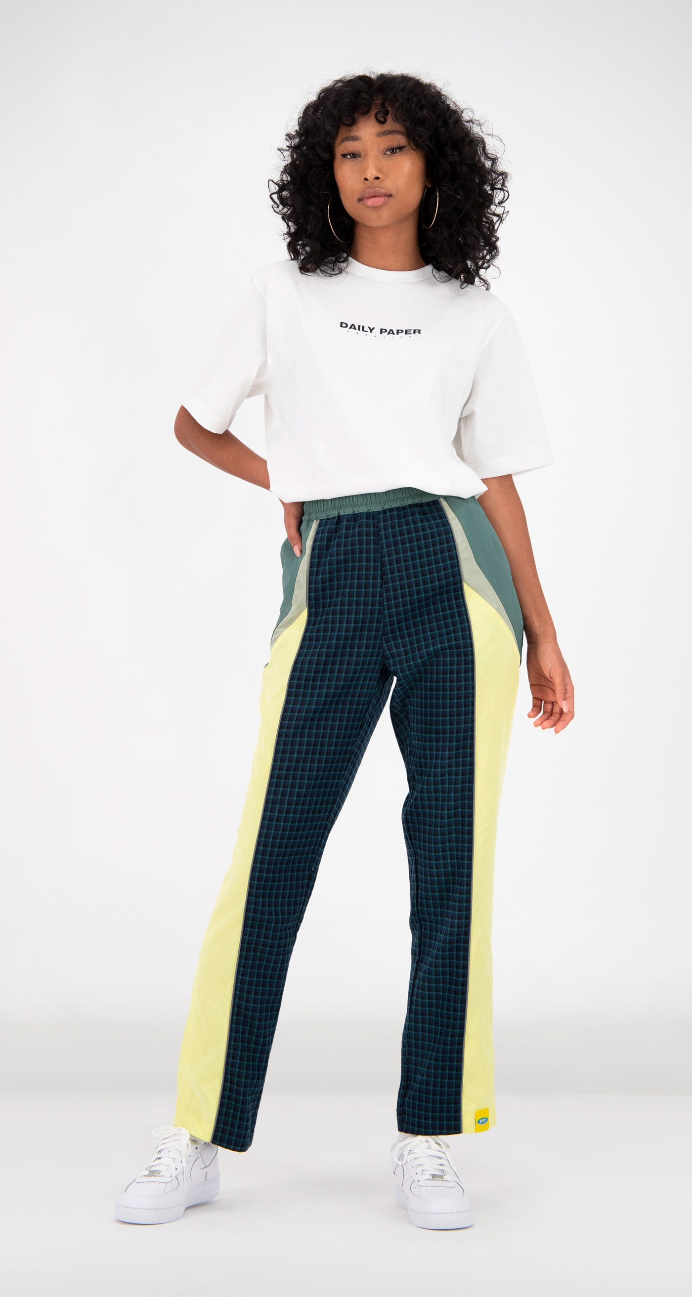 Daily Paper - Technical Fuka Track Pants Women Front