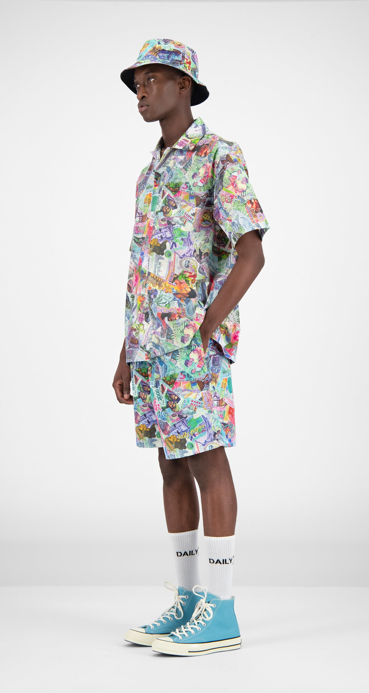 Daily Paper - Printed Fajo Shirt Men