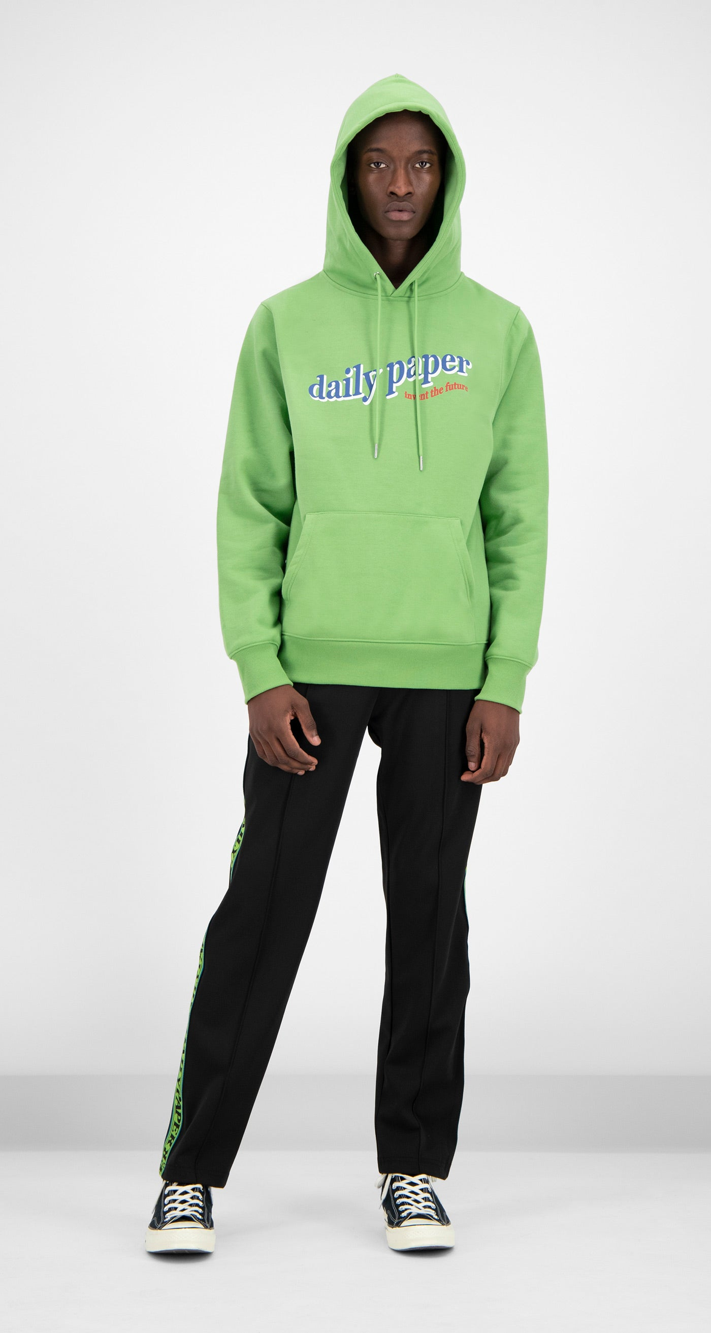 Daily Paper - Green Ferron Hoody Men