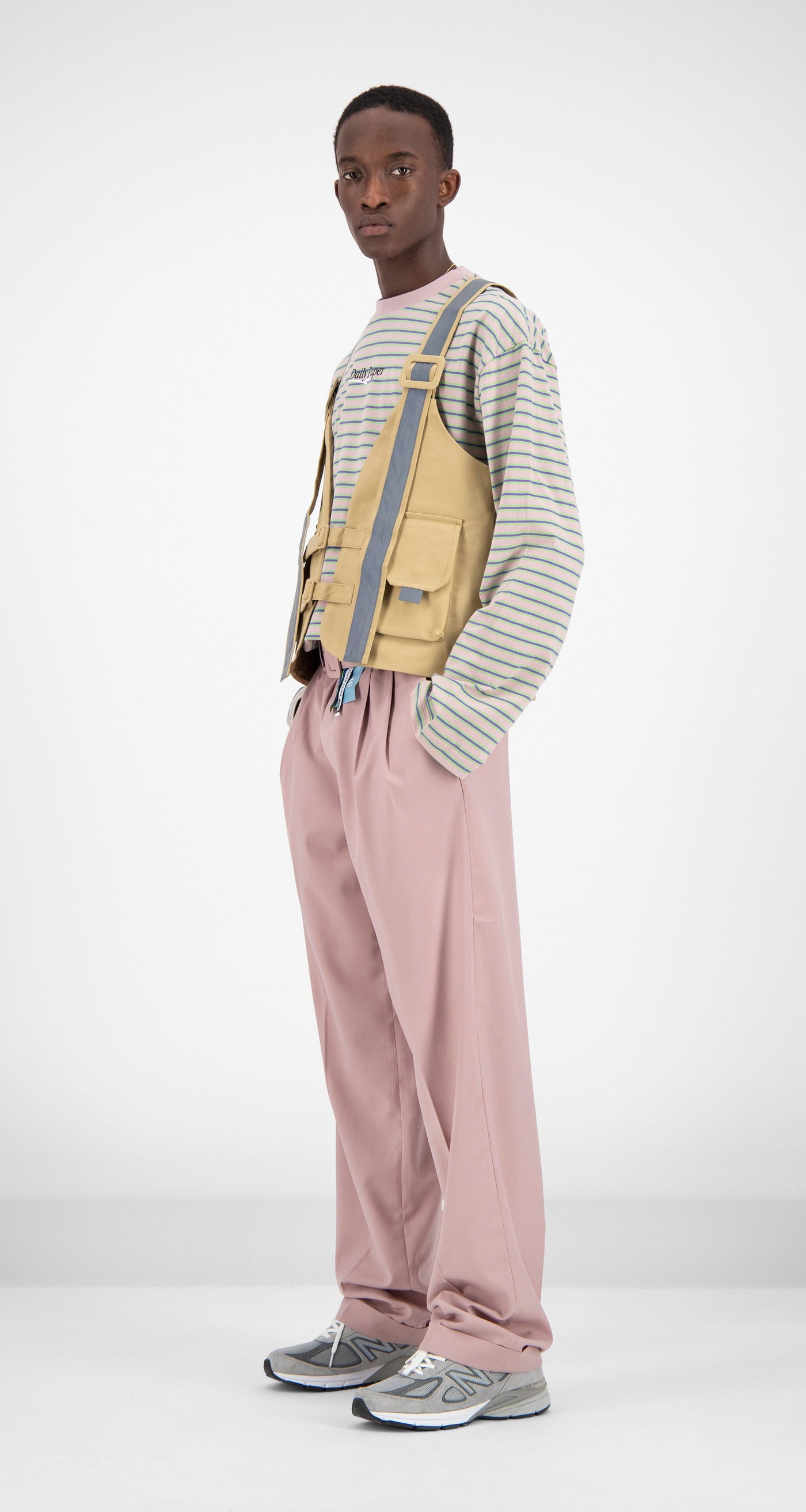 Daily Paper - Beige Fagrou Jacket Men