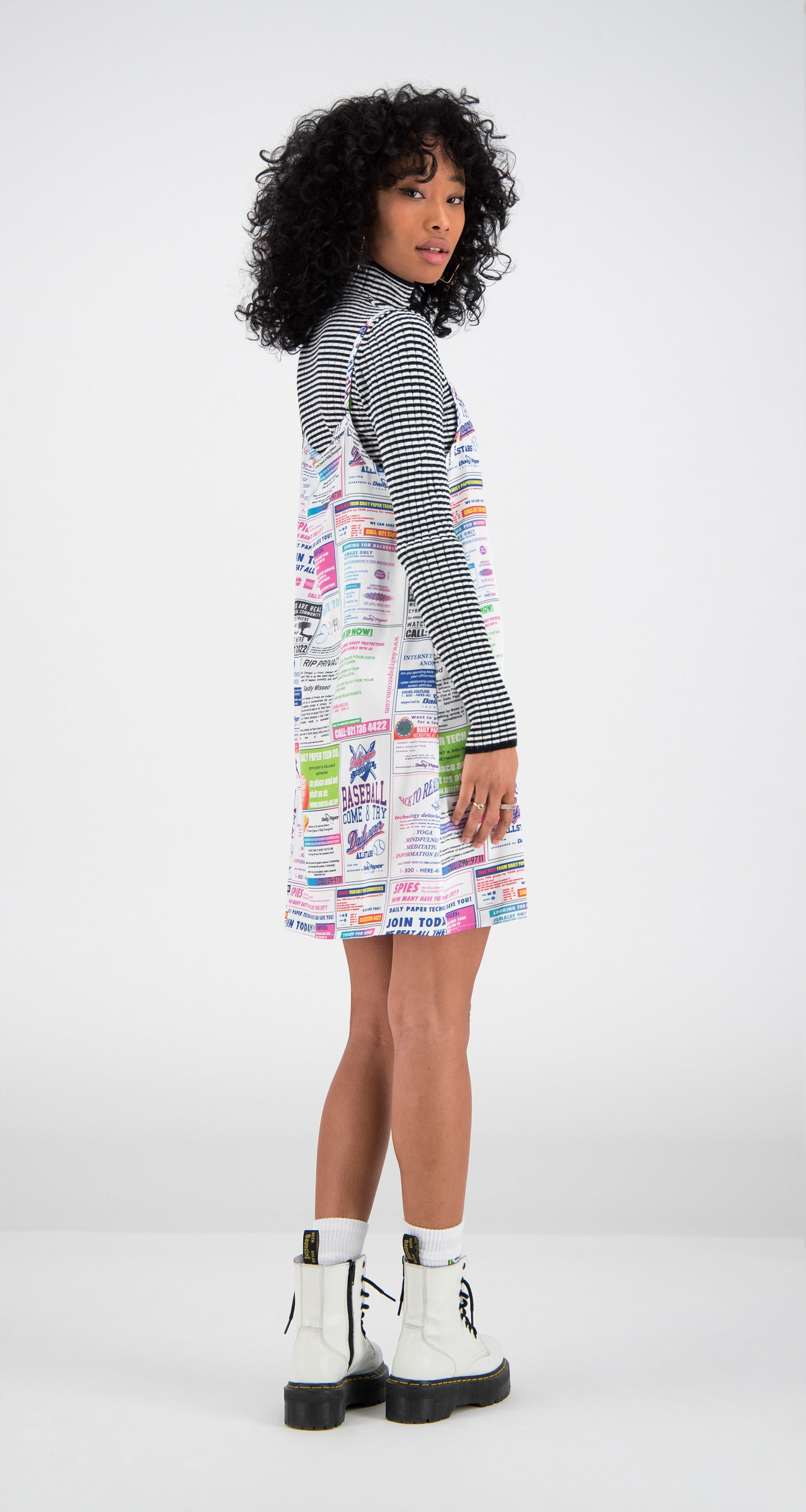Daily Paper - Printed Faia Dress Women