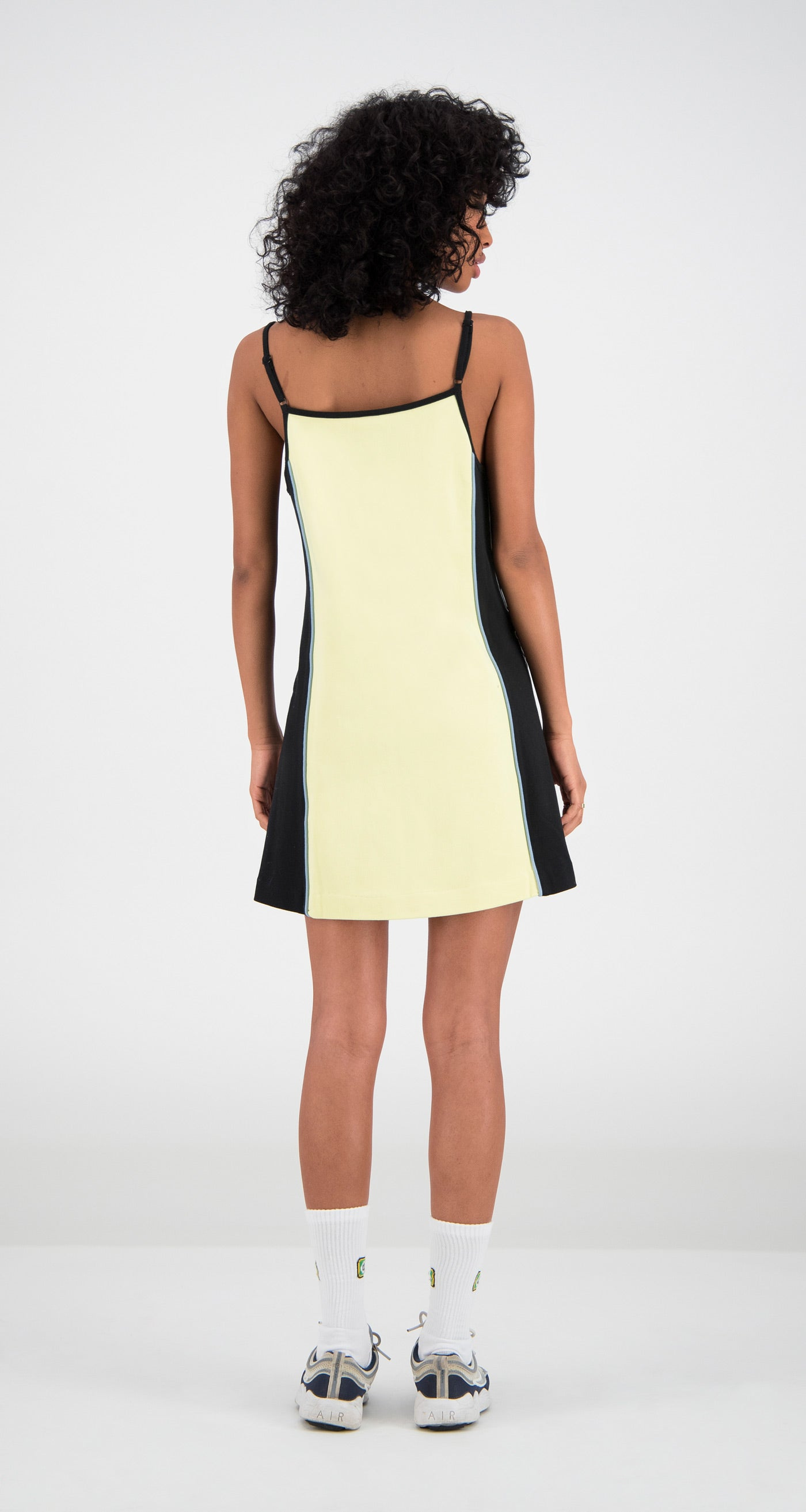 Daily Paper - Yellow Felicia Dress Women