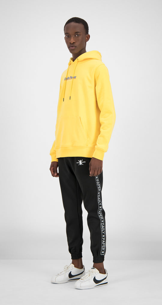 Daily Paper - Yellow Essential Hoody Men