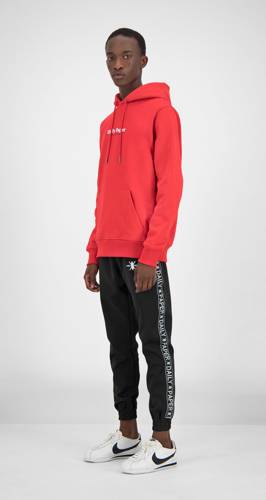 Daily Paper - Red Essential Hoody Men