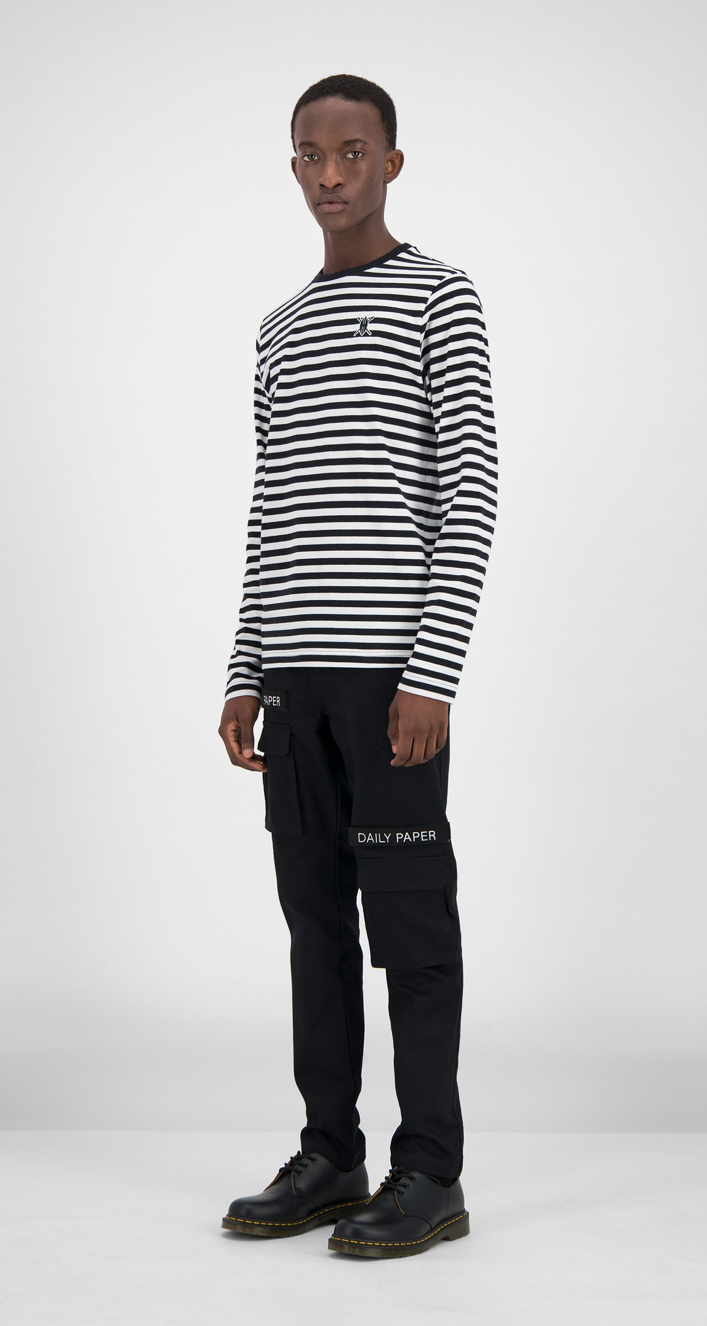 Daily Paper - Striped Essential Longsleeve Men