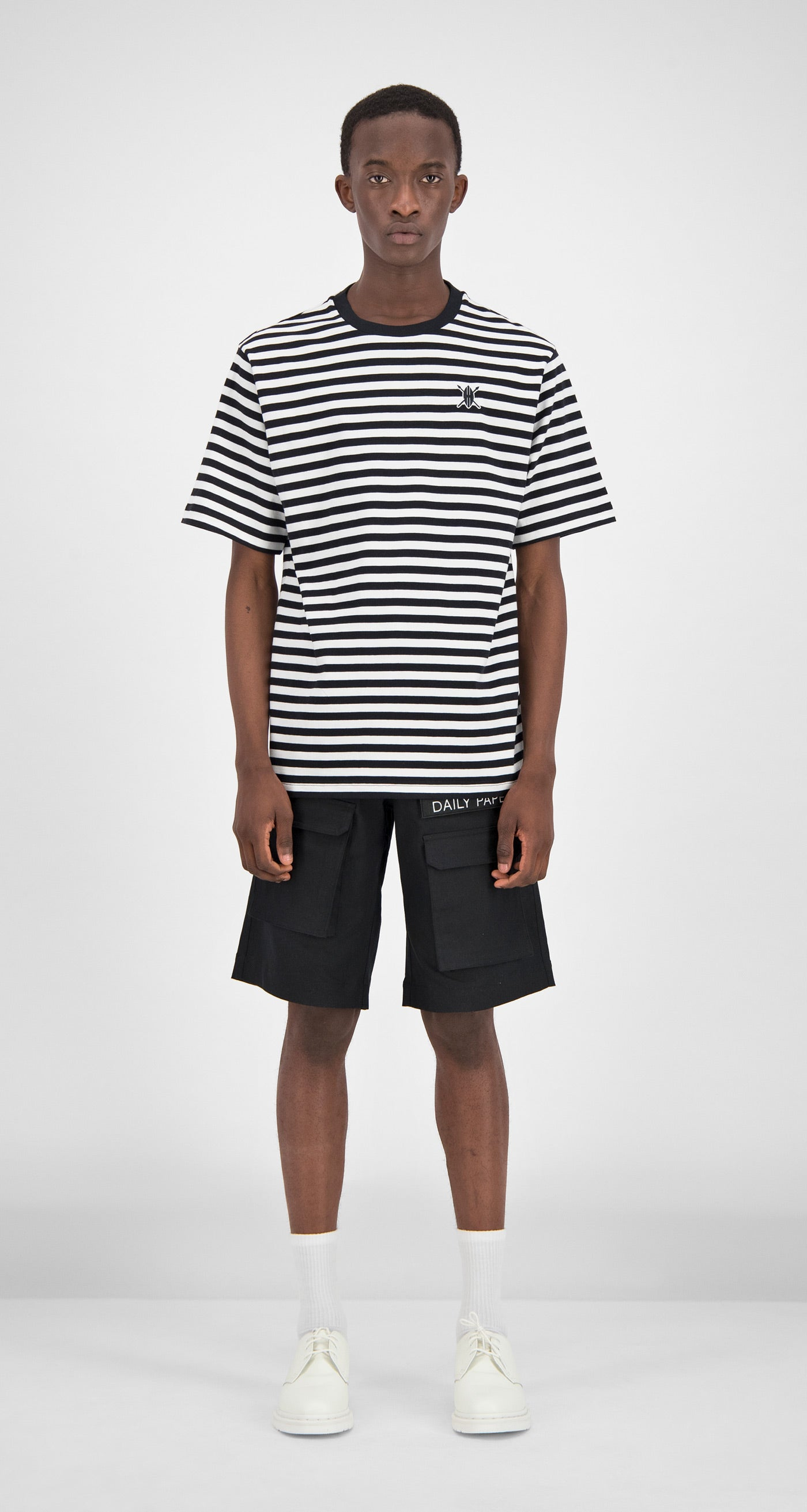 Daily Paper - Striped Essential T-Shirt Men