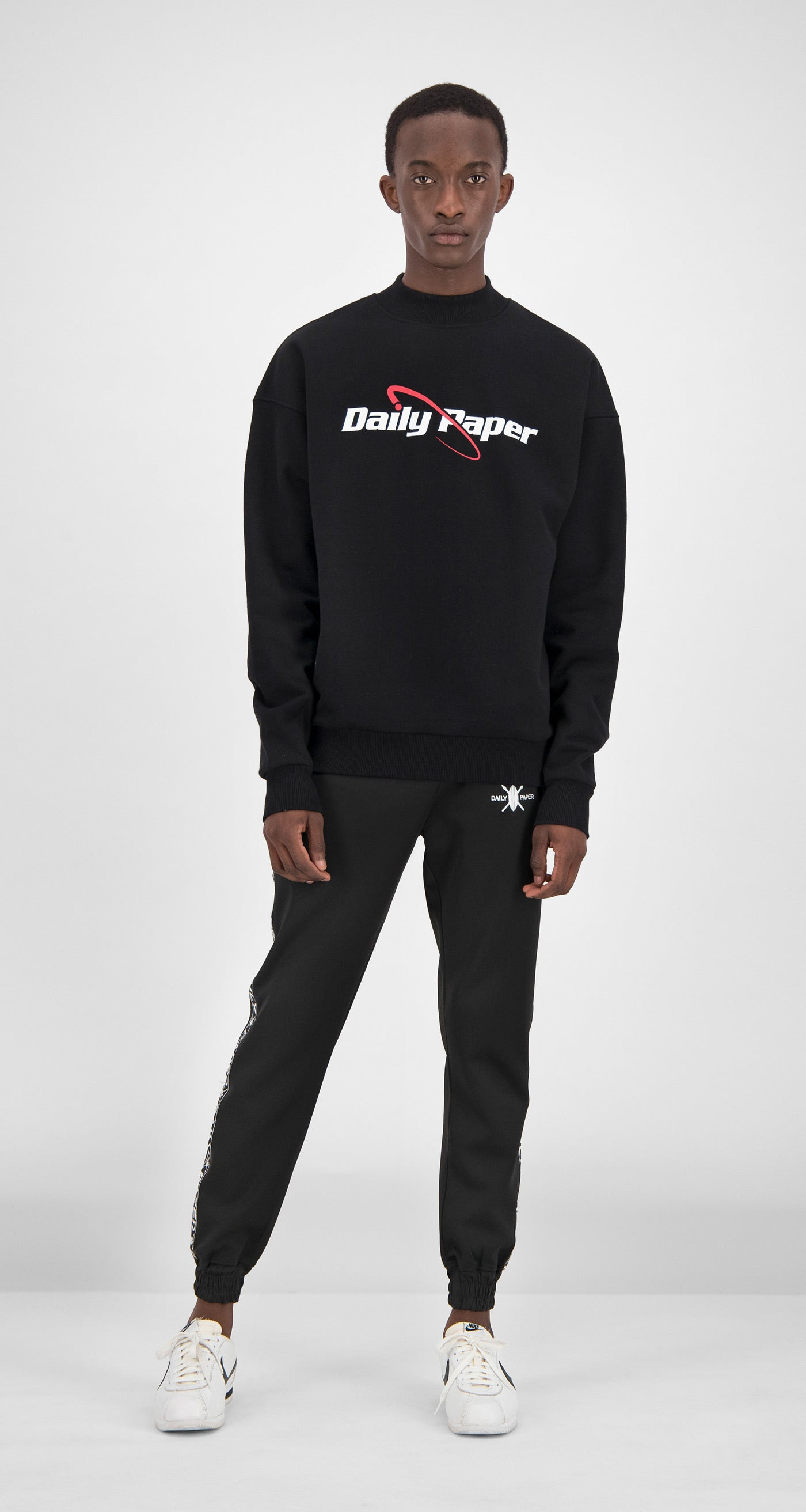 Daily Paper - Black Essential Sweater Men