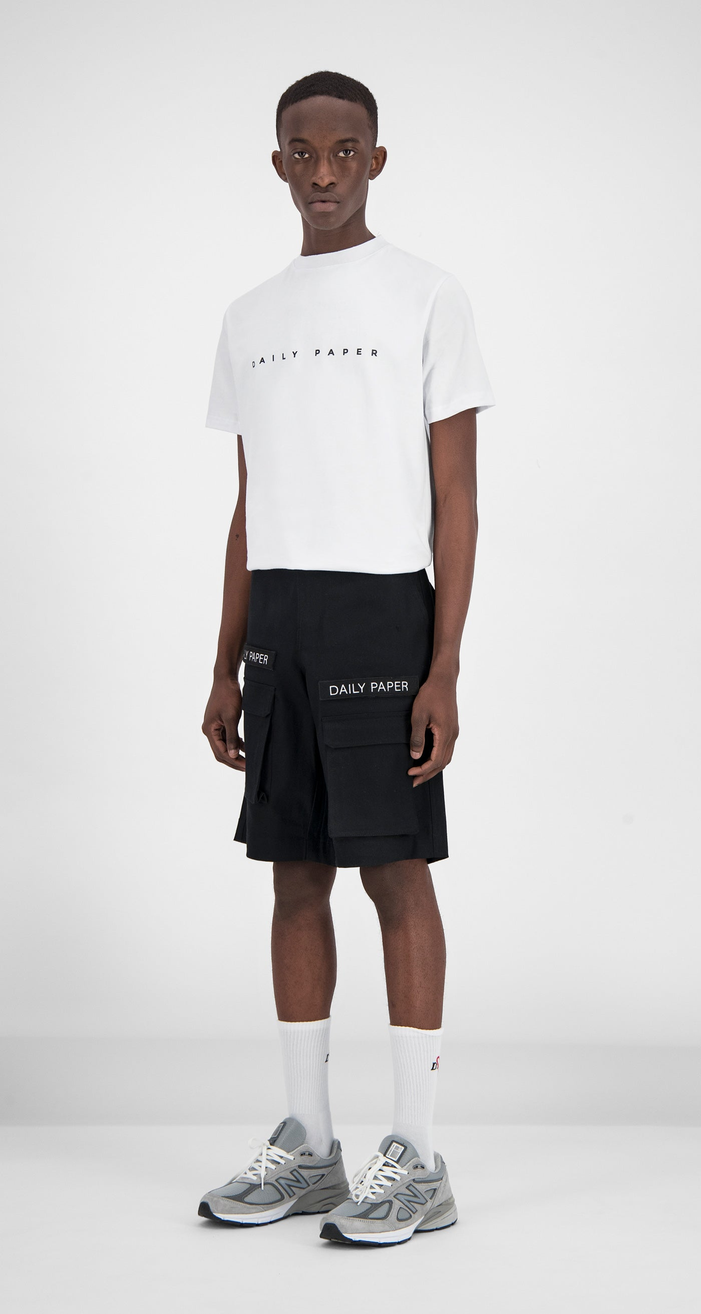 Daily Paper - Cargo Shorts Black Men