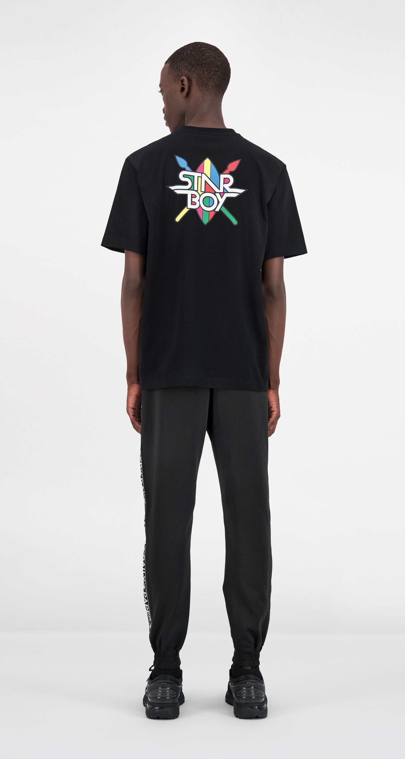 Daily Paper x STARBOY Rainbow T-Shirt Men