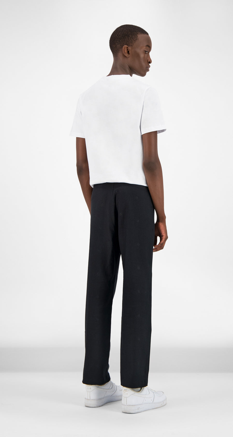 Daily Paper - Black Kenya Pants Men Rear