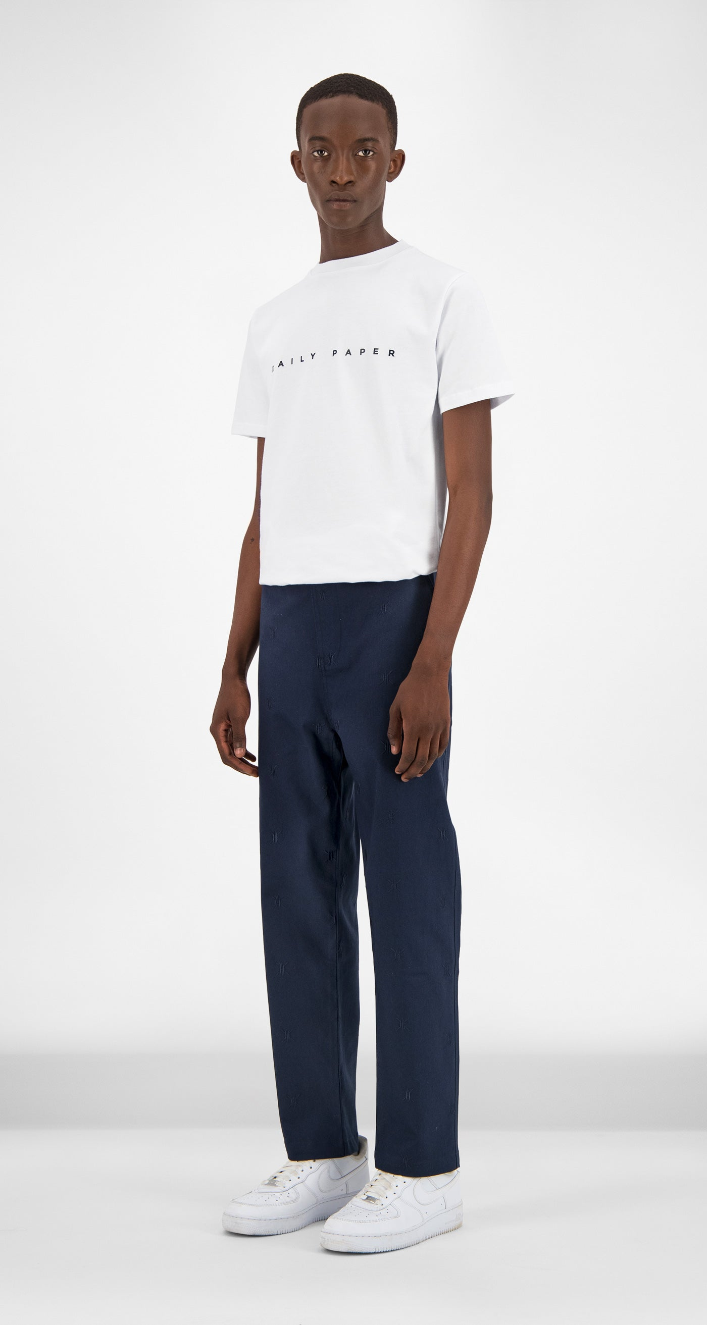Daily Paper - Navy Kenya Pants Men