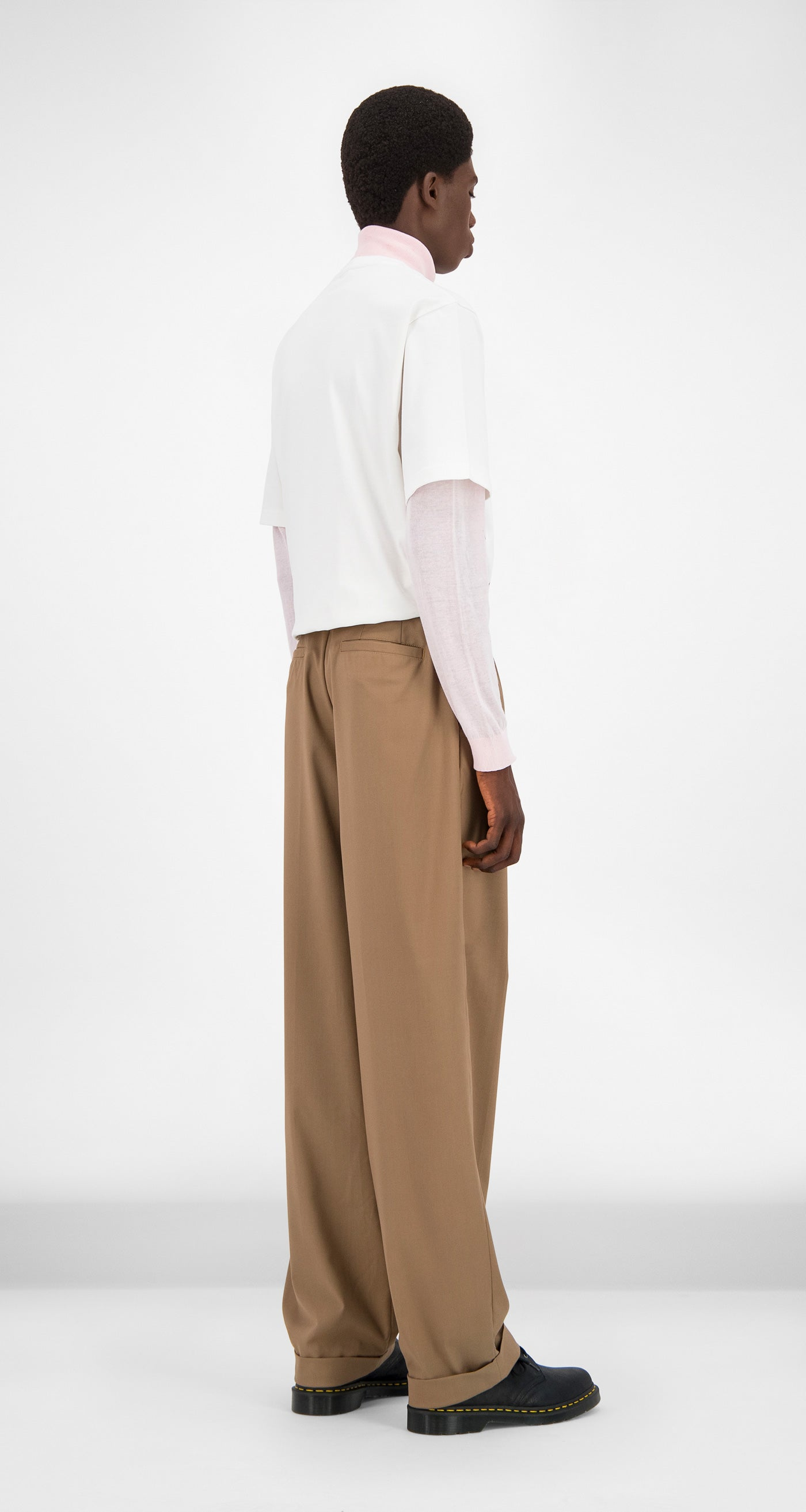 Daily Paper - Camel Giro Pants Men