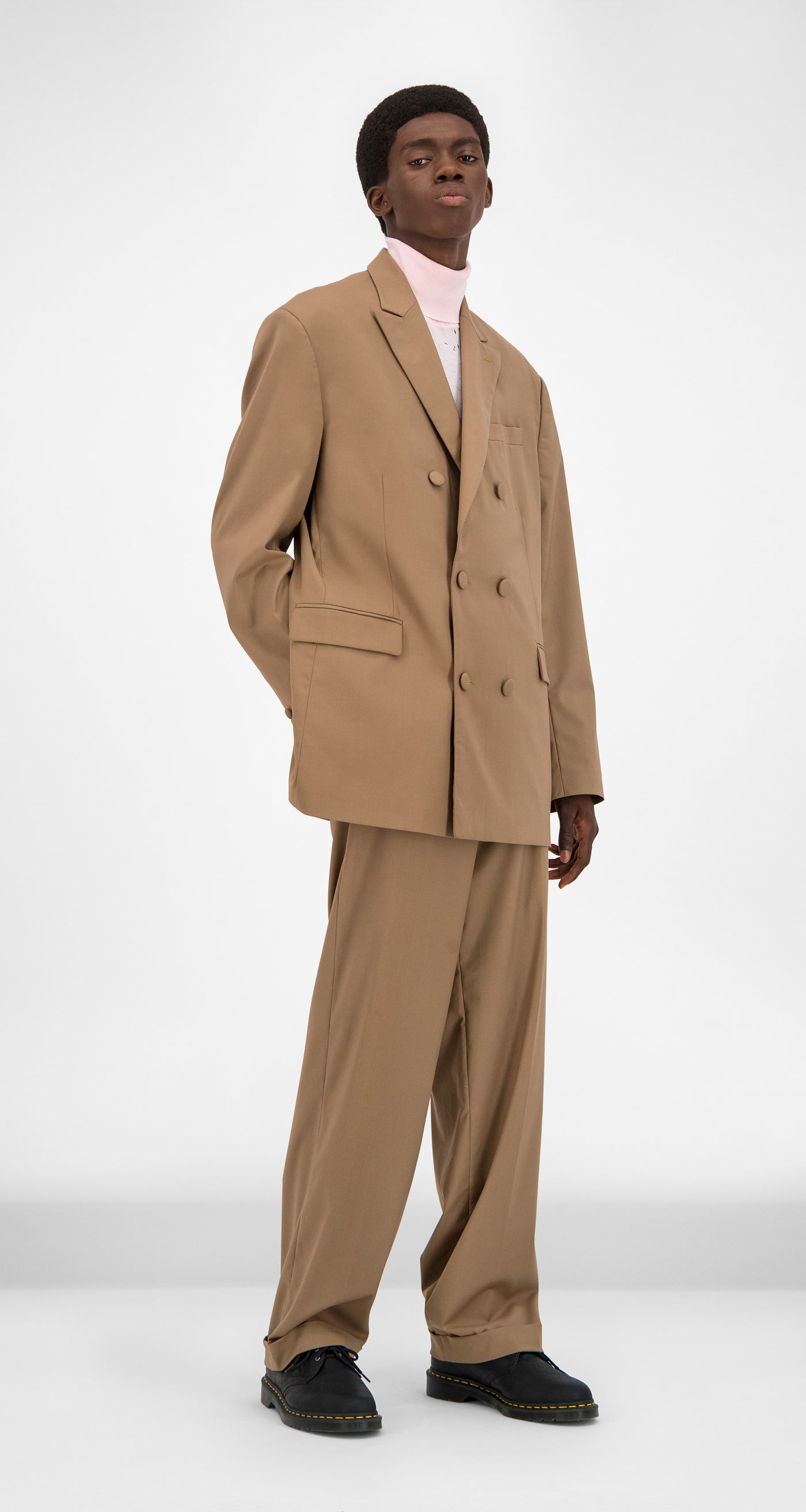 Daily Paper - Camel Gecker Jacket Men