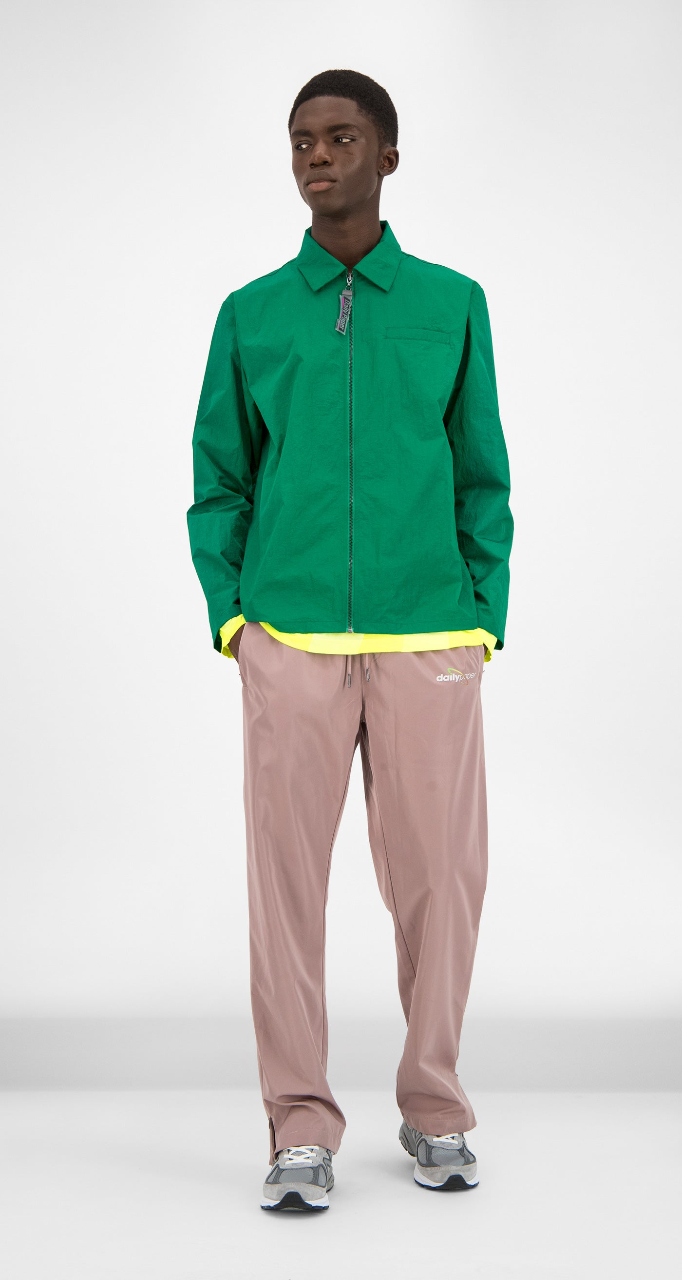 Daily Paper Green Gama Jacket - Men