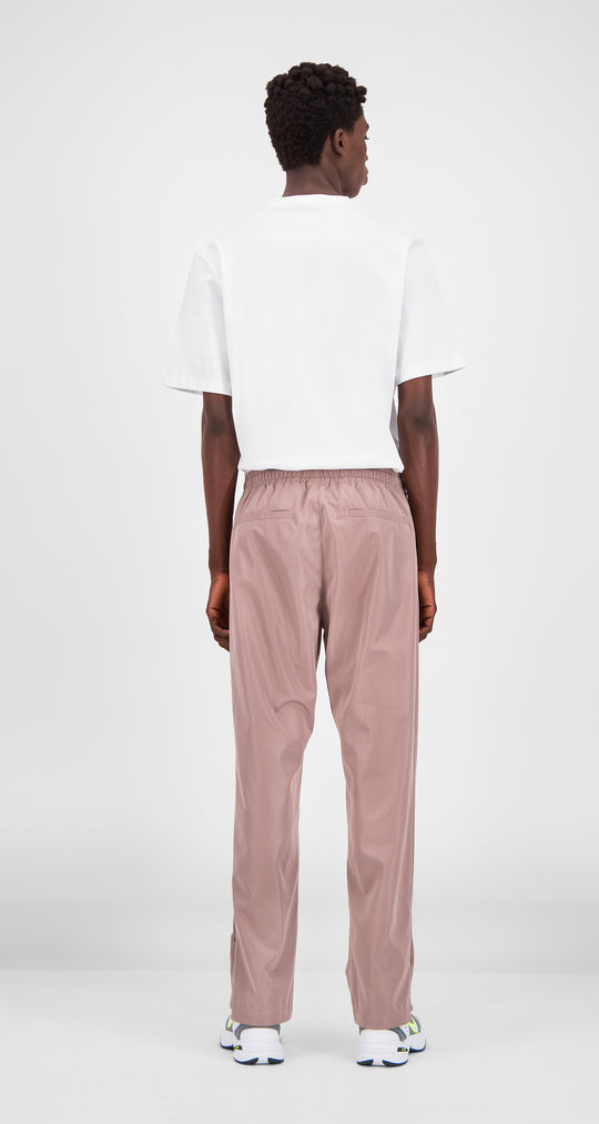 Old Pink Genozip Pants - Men Rear