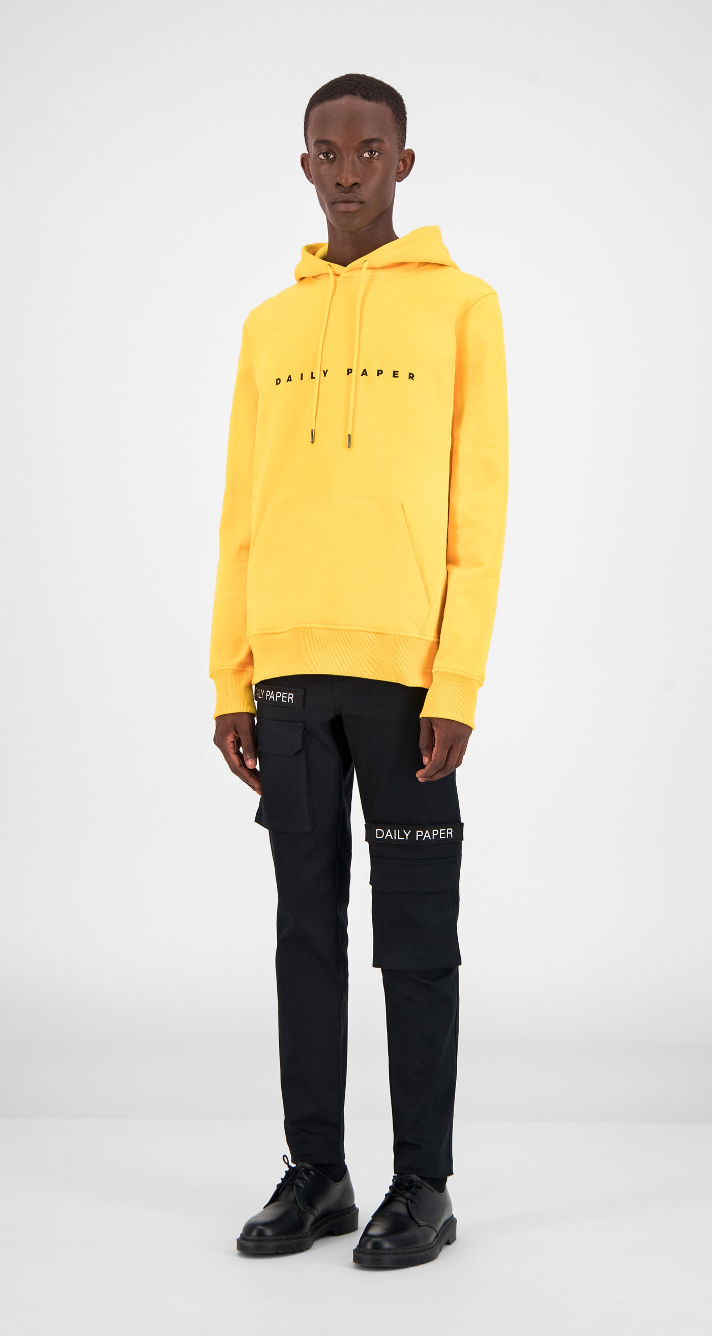 Yellow Alias Hoody - Men