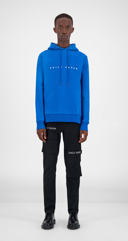 Blue Alias Hoody - Men Front