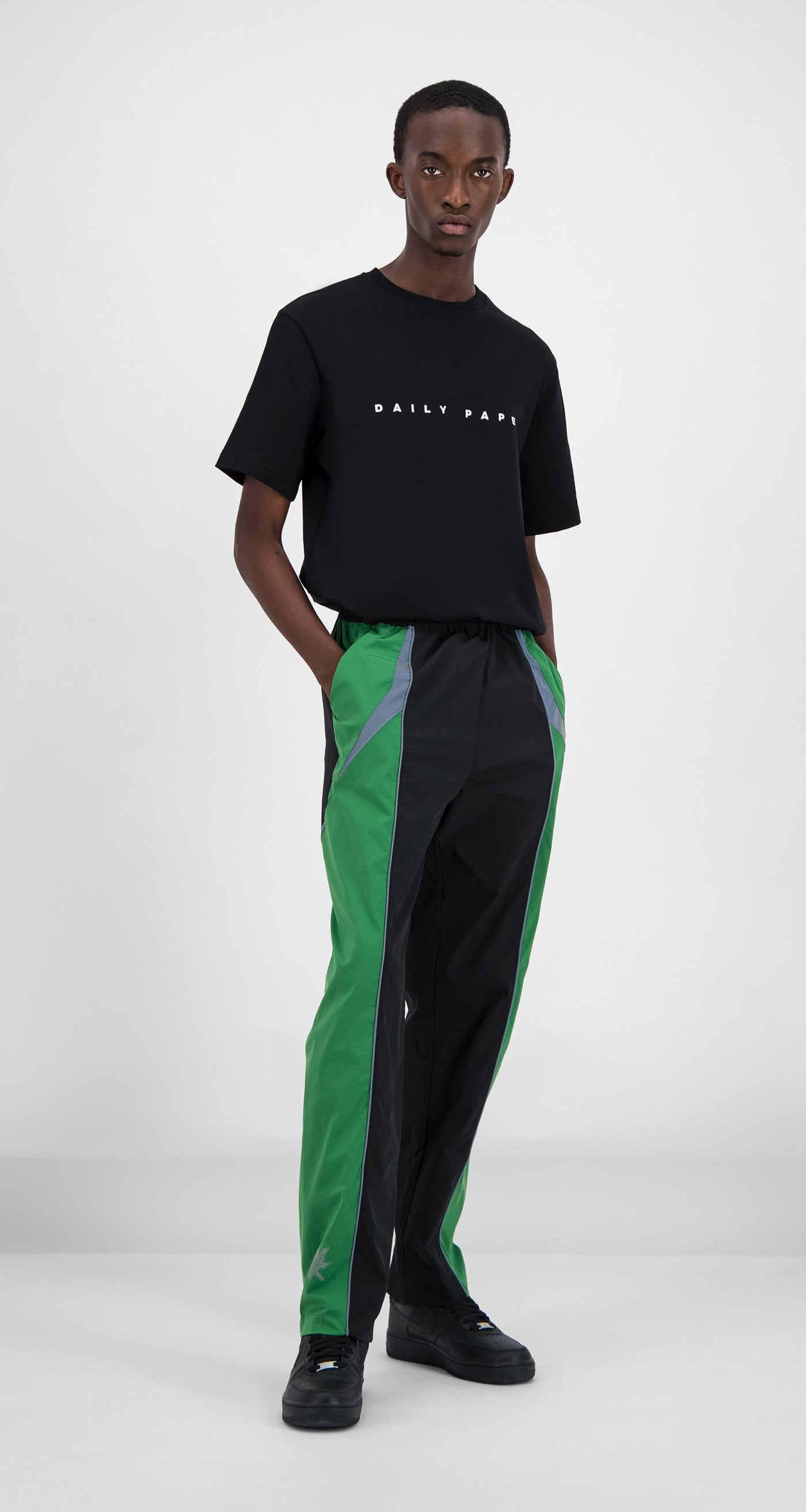 Daily Paper - Daily Paper x STARBOY Green Guka Pants Men
