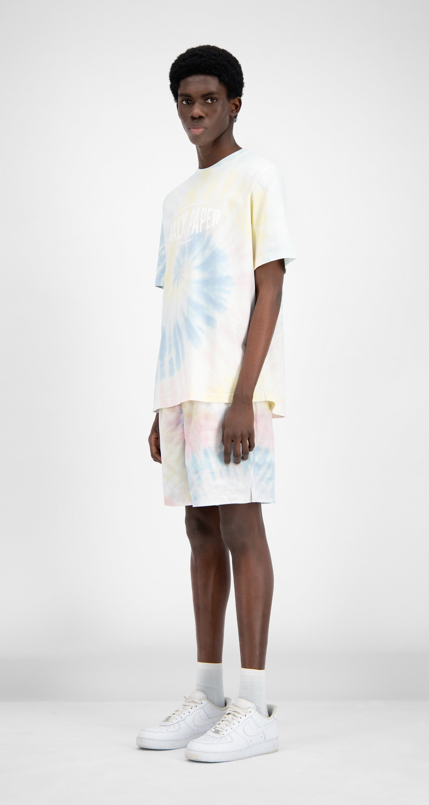 Daily Paper - Tie Dye Repast Swim Shorts - Men