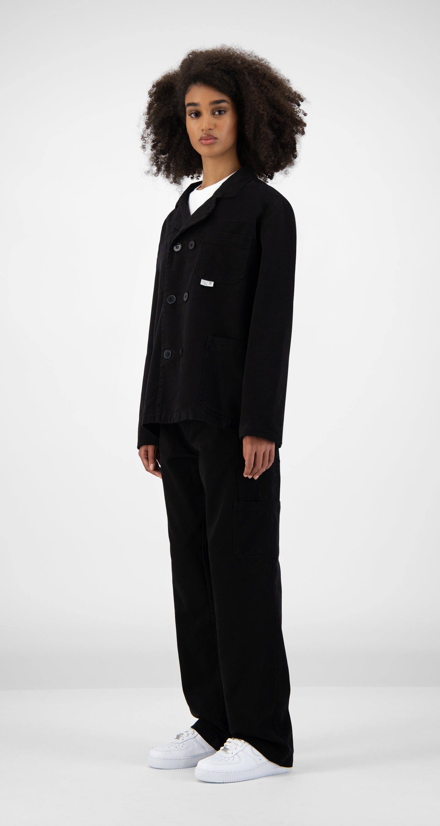 Daily Paper x Bonne Suits - Black Suit - Women