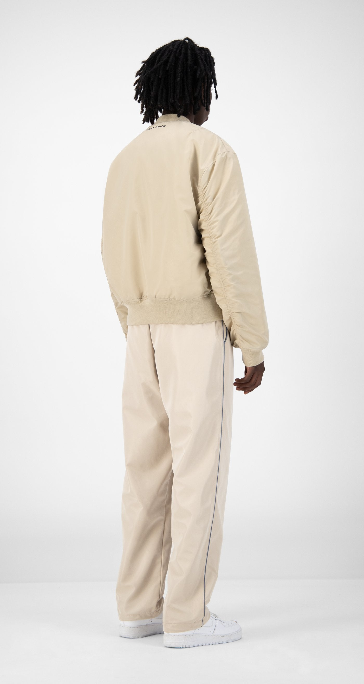 Daily Paper - Beige Ebomb Jacket - Men