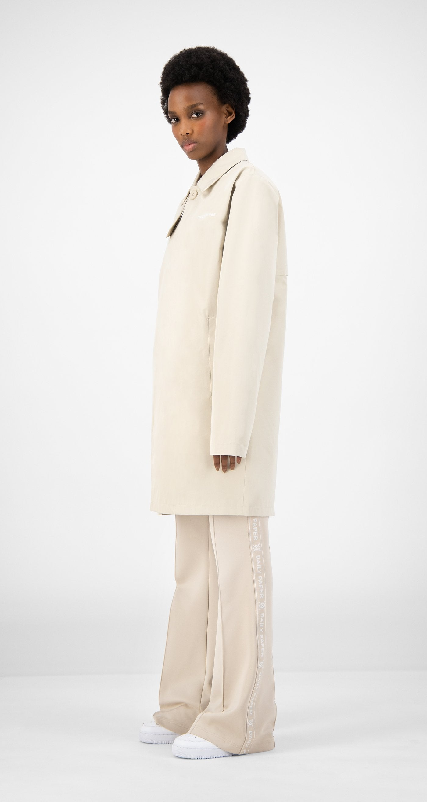 Daily Paper - Beige Emad Jacket - Women