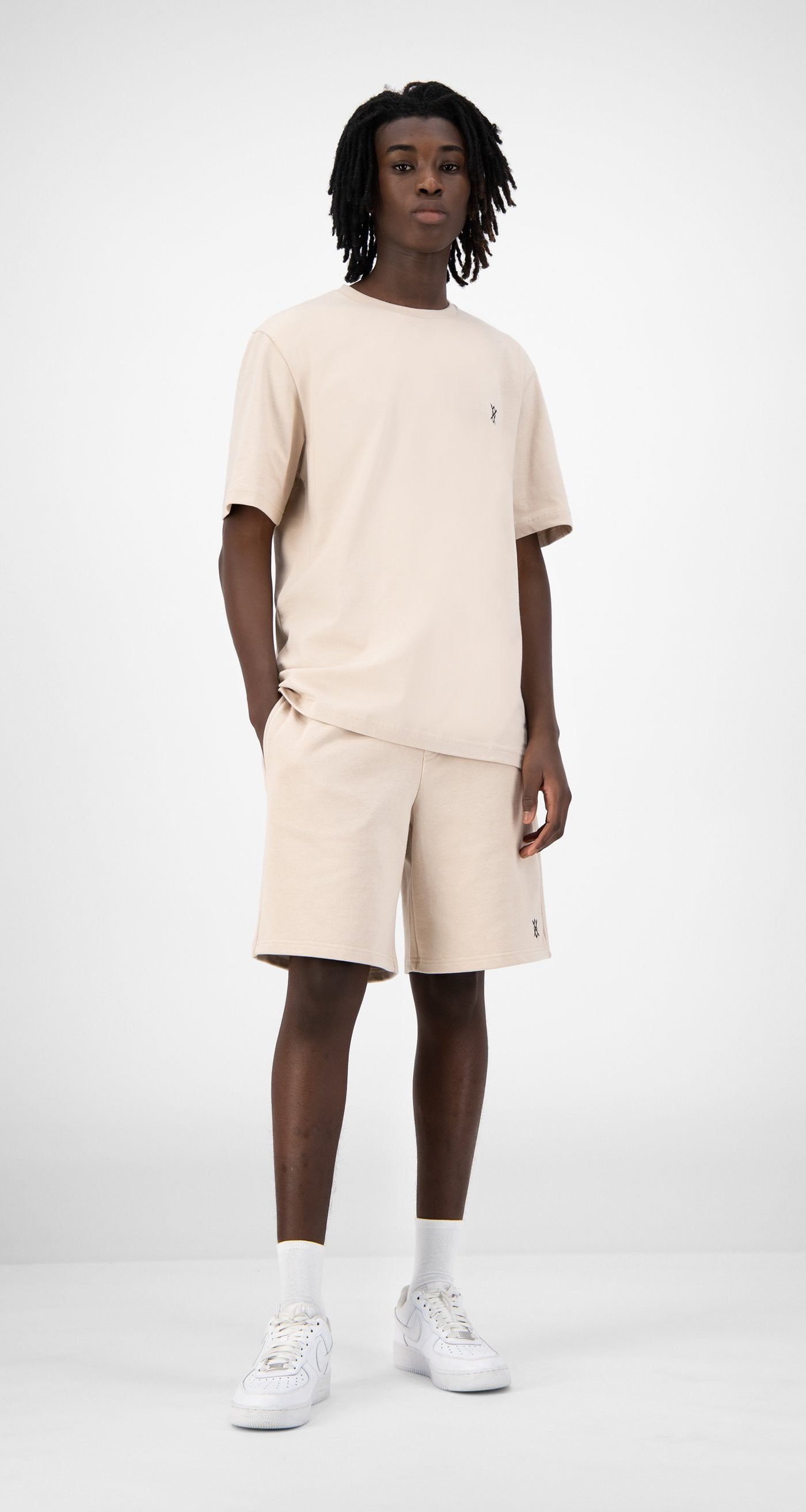Daily Paper - Beige Eshield T-Shirt - Men