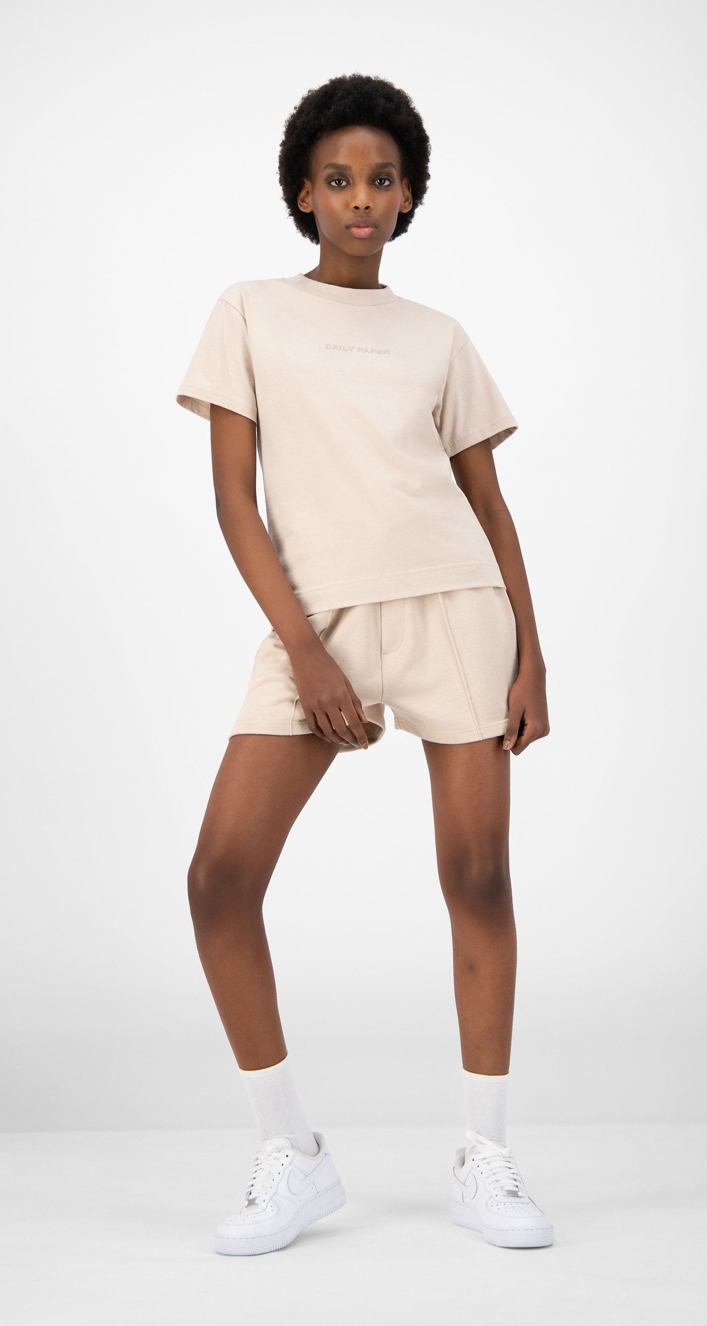 Daily Paper - Beige Estan T-Shirt - Women