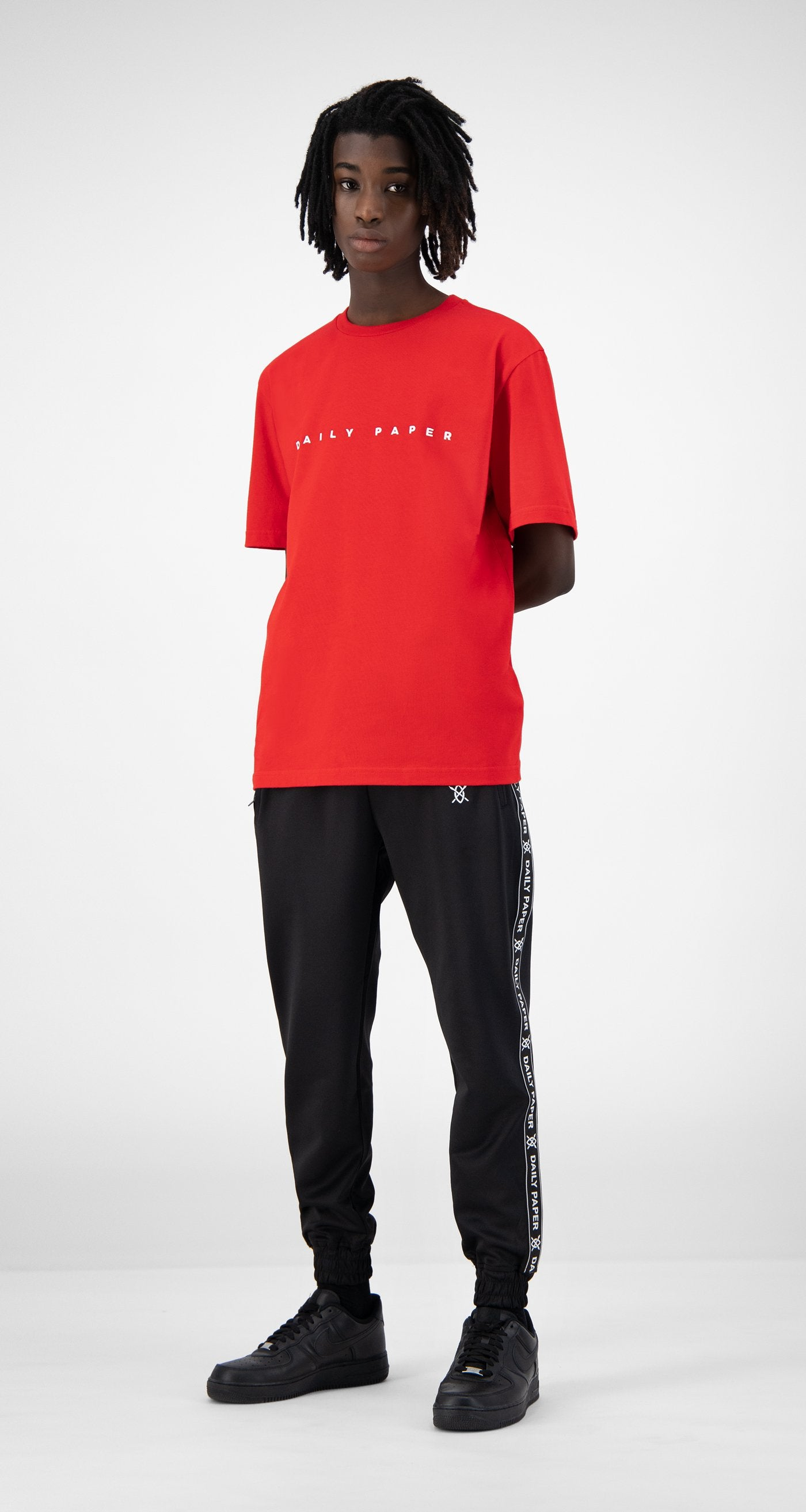 Daily Paper - Red Elias T-Shirt - Men